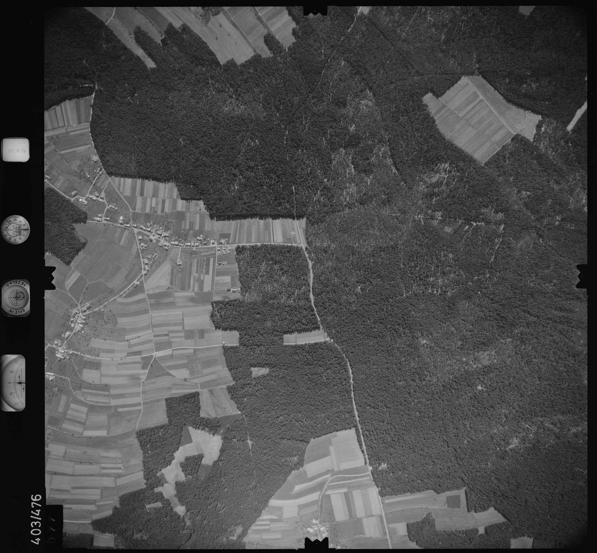 Luftbild: Film 9 Bildnr. 77, Bild 1