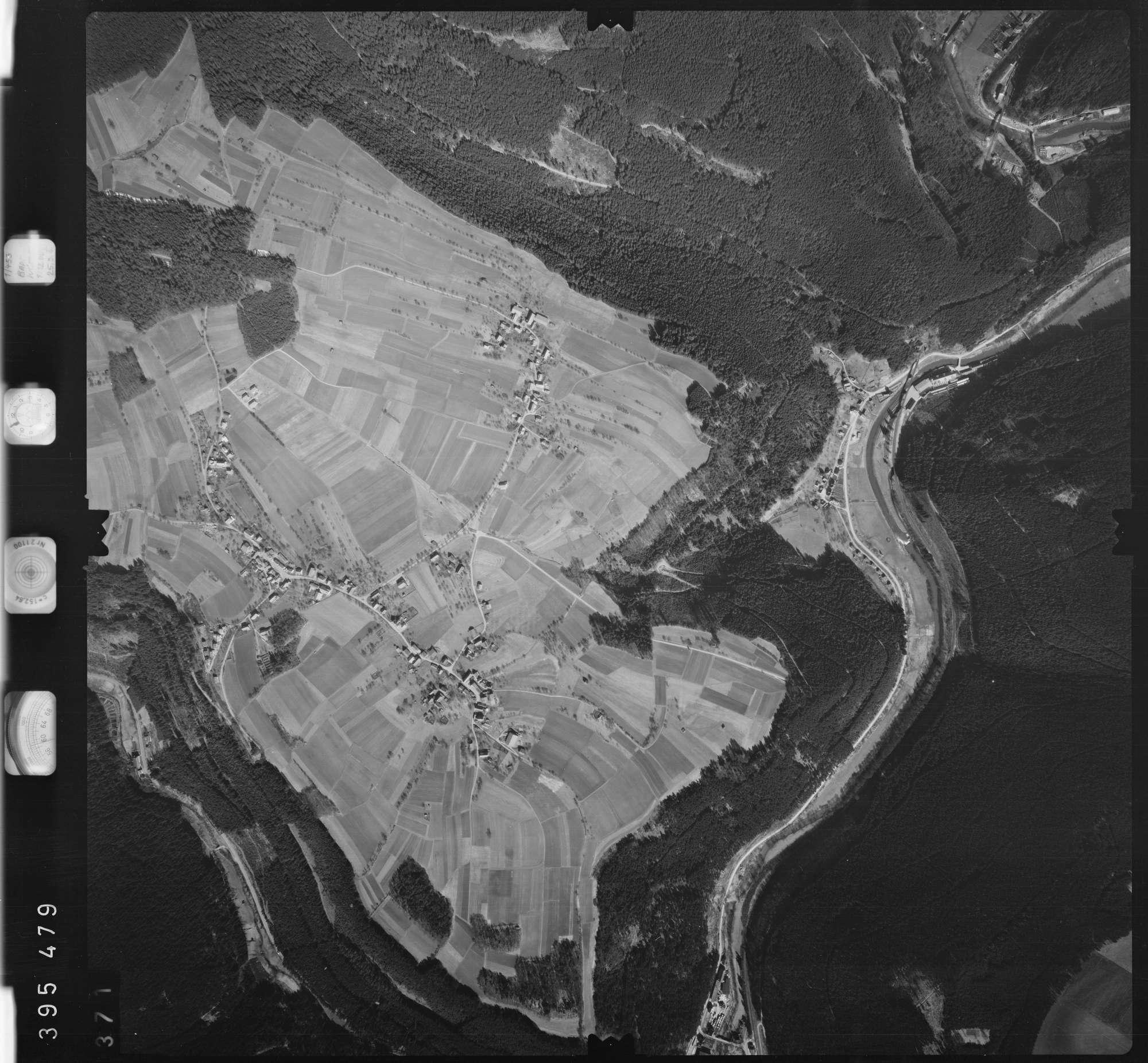 Luftbild: Film 13 Bildnr. 371, Bild 1