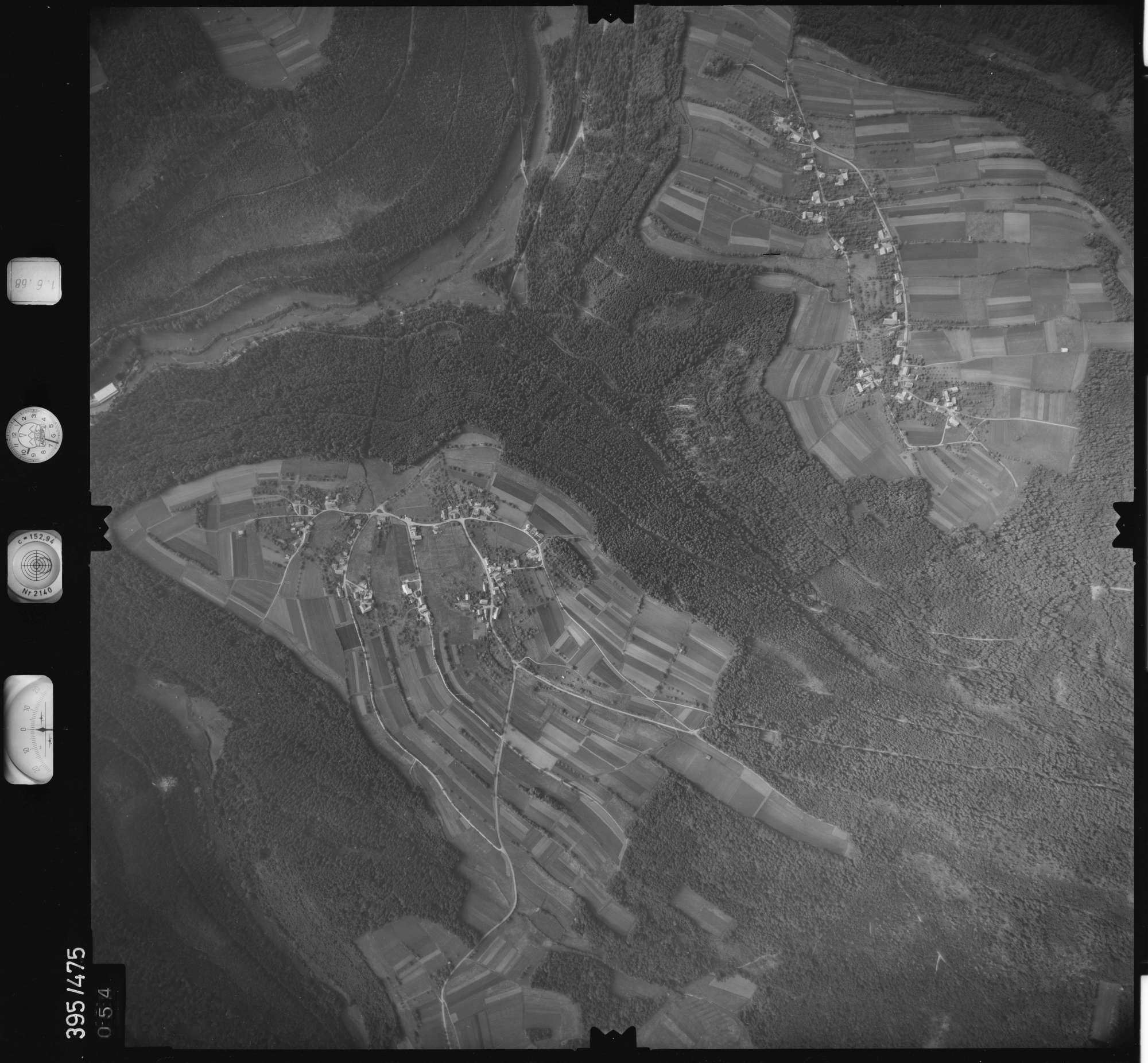 Luftbild: Film 16 Bildnr. 54, Bild 1