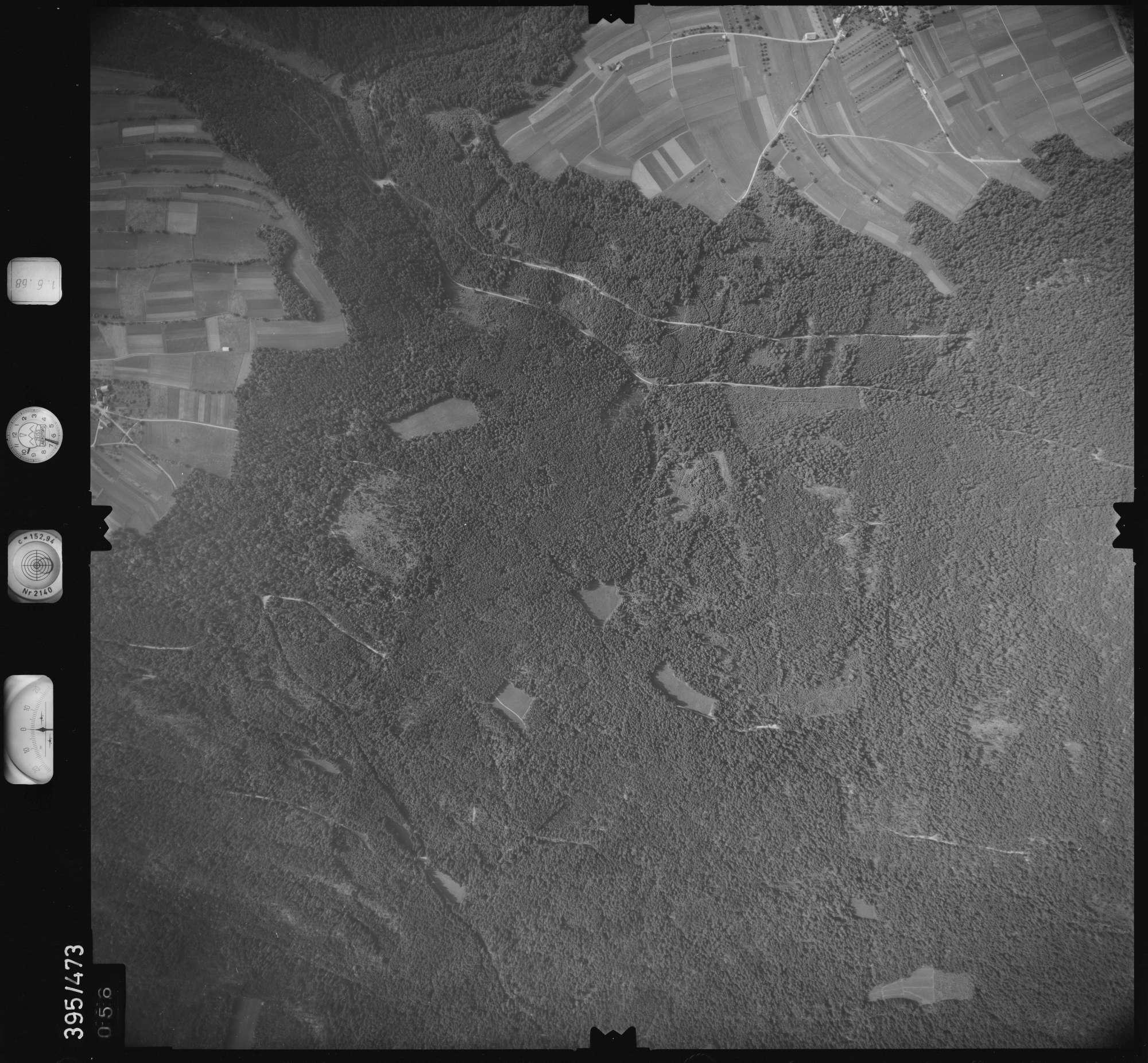 Luftbild: Film 16 Bildnr. 56, Bild 1