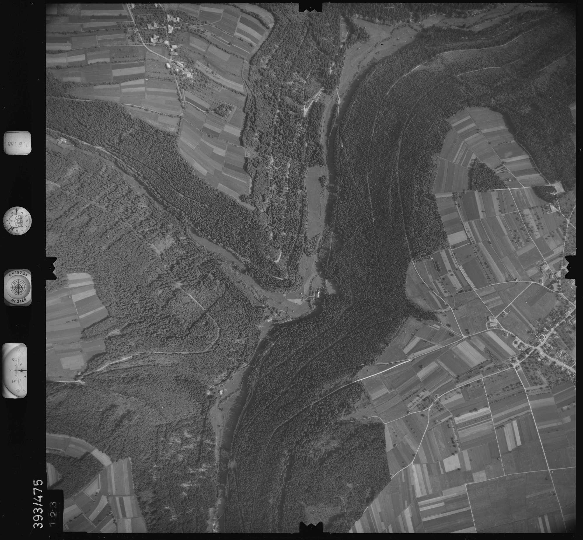 Luftbild: Film 16 Bildnr. 123, Bild 1