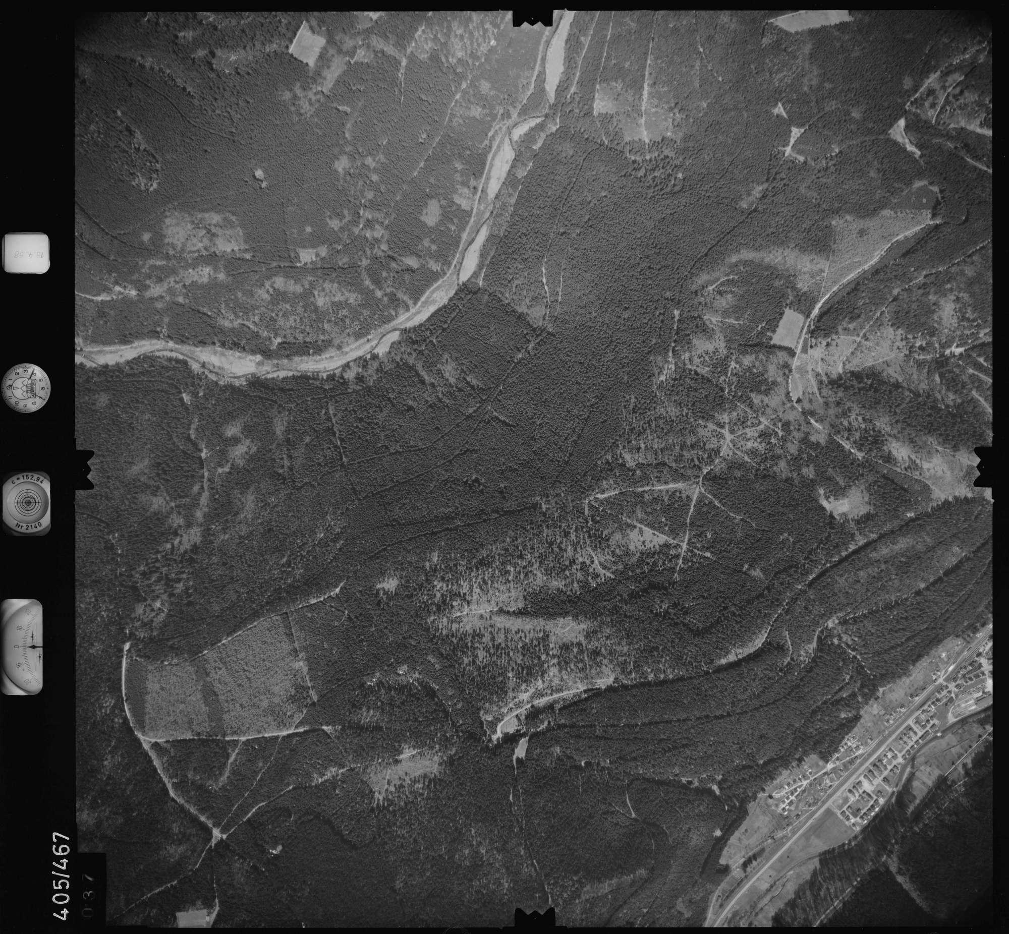 Luftbild: Film 9 Bildnr. 37, Bild 1