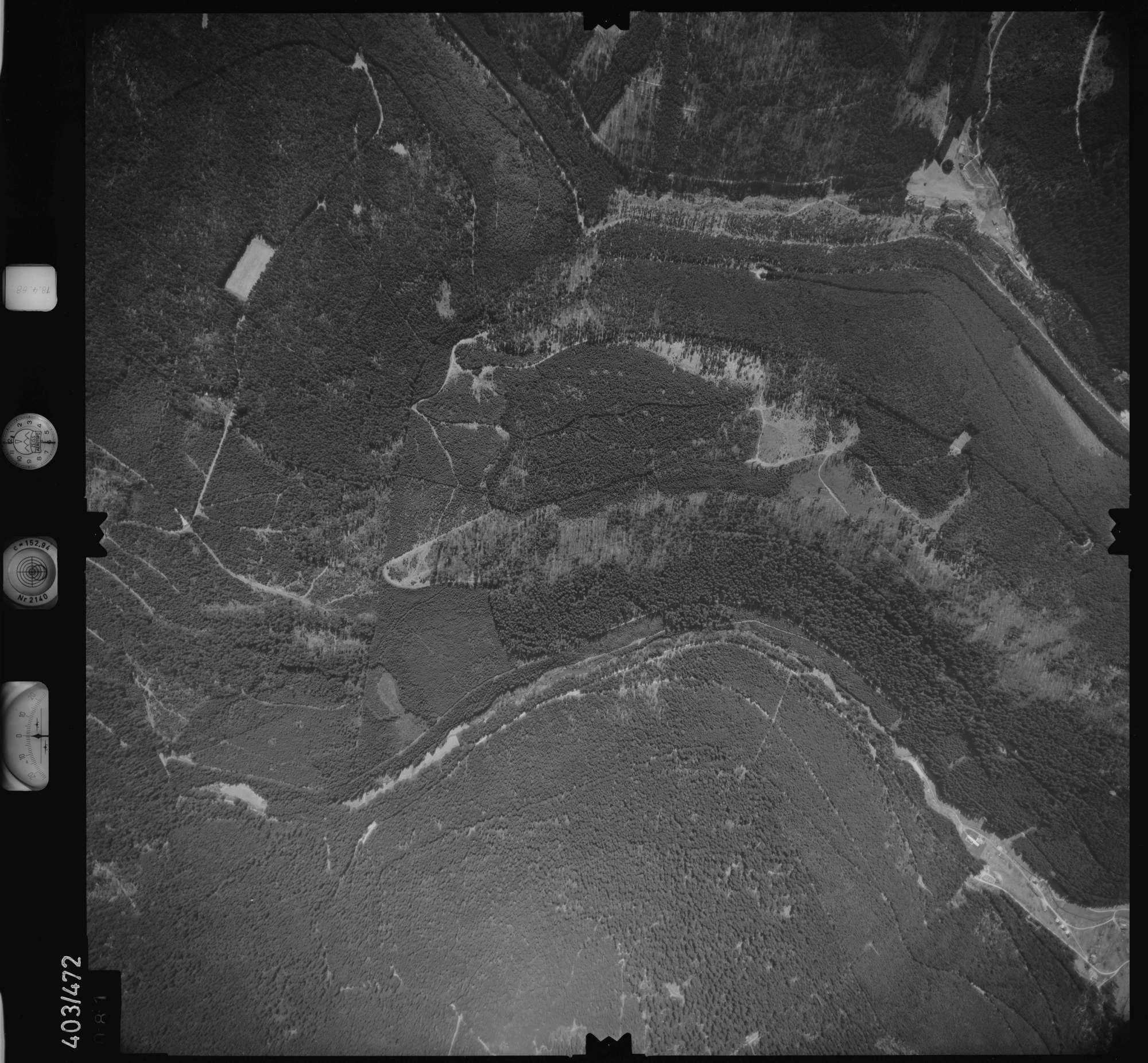 Luftbild: Film 9 Bildnr. 81, Bild 1