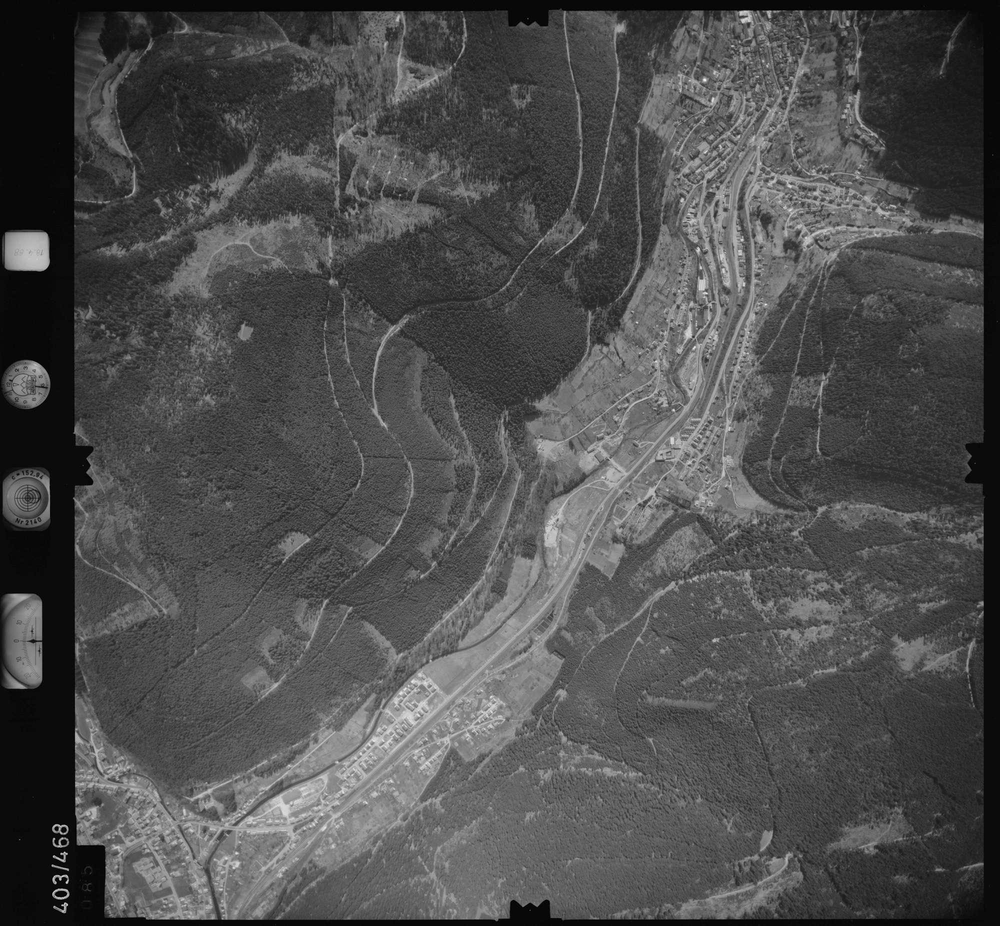 Luftbild: Film 9 Bildnr. 85, Bild 1