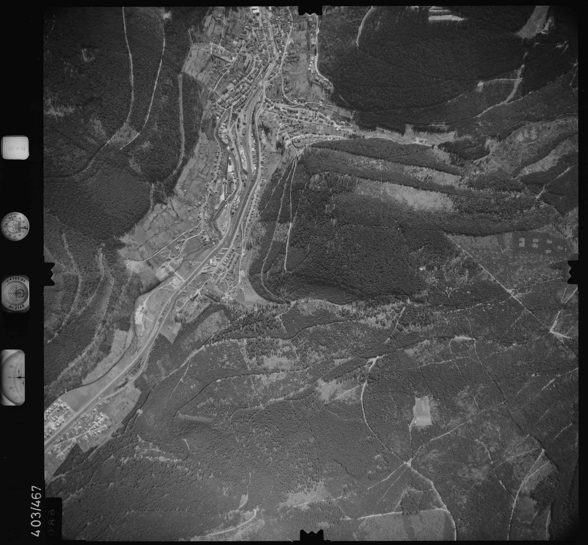 Luftbild: Film 9 Bildnr. 86, Bild 1