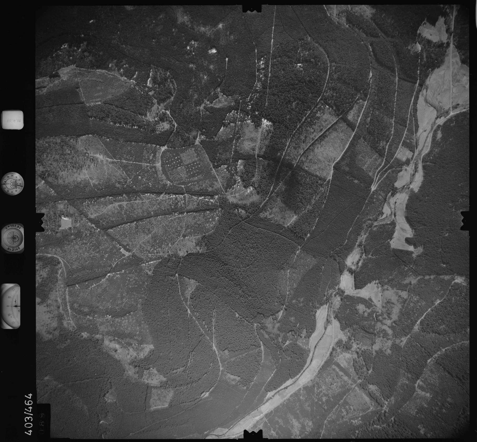 Luftbild: Film 9 Bildnr. 89, Bild 1