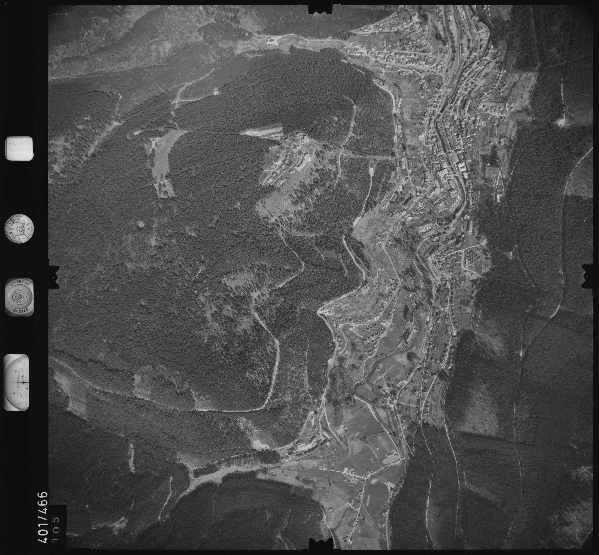 Luftbild: Film 11 Bildnr. 105, Bild 1