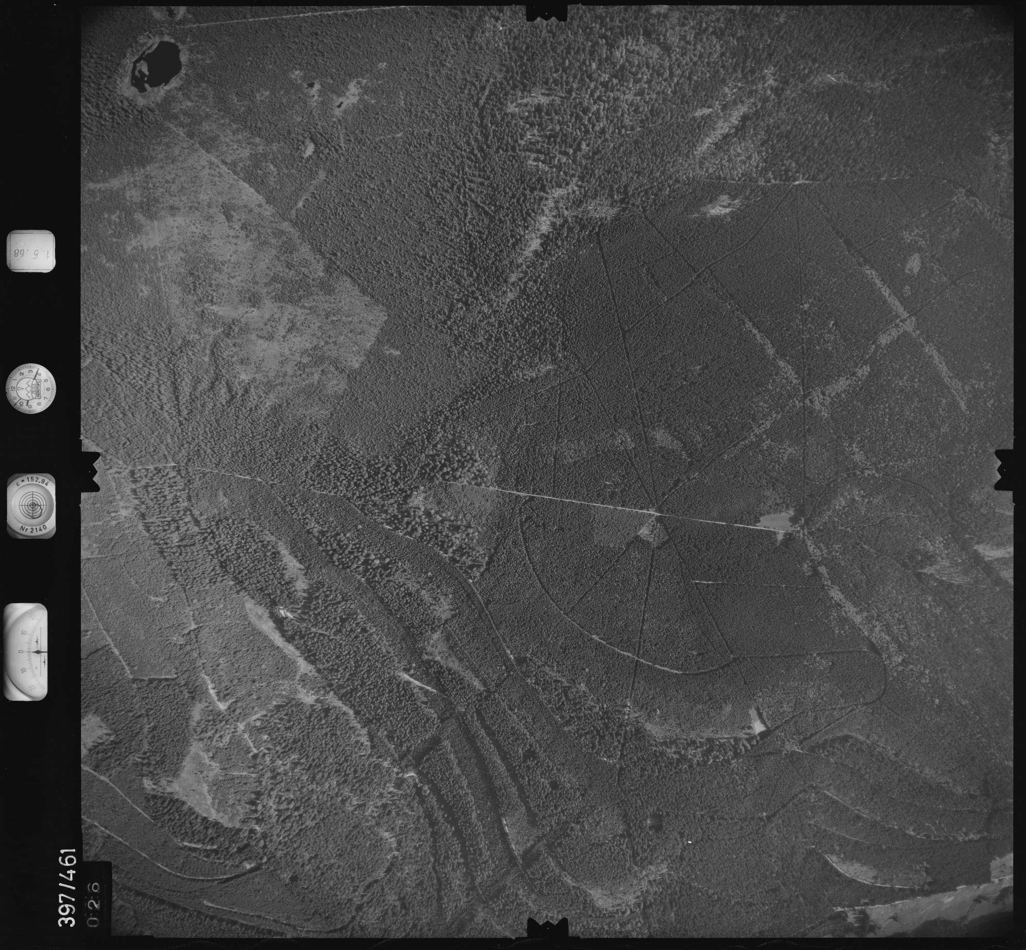 Luftbild: Film 16 Bildnr. 26, Bild 1