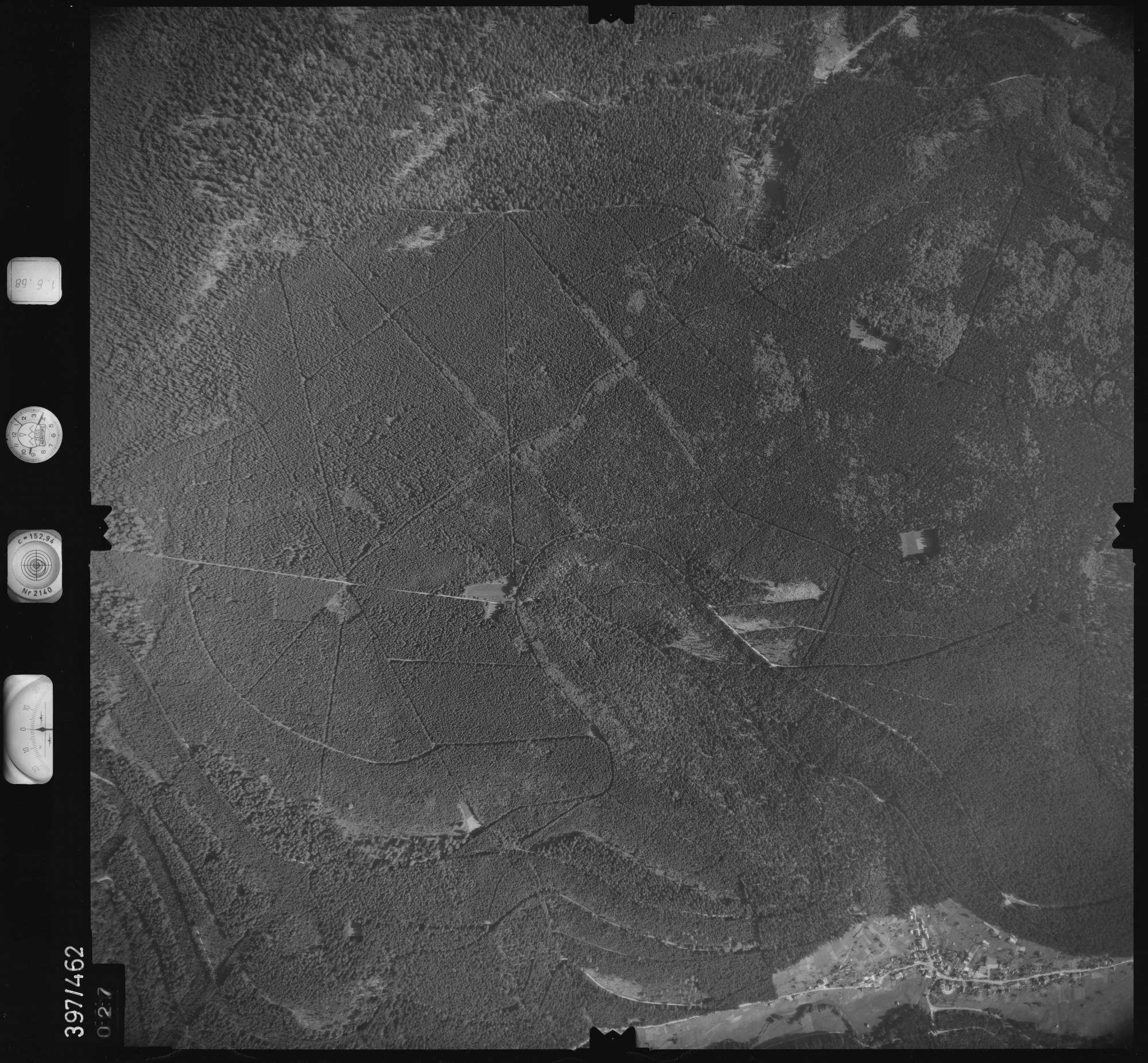 Luftbild: Film 16 Bildnr. 27, Bild 1