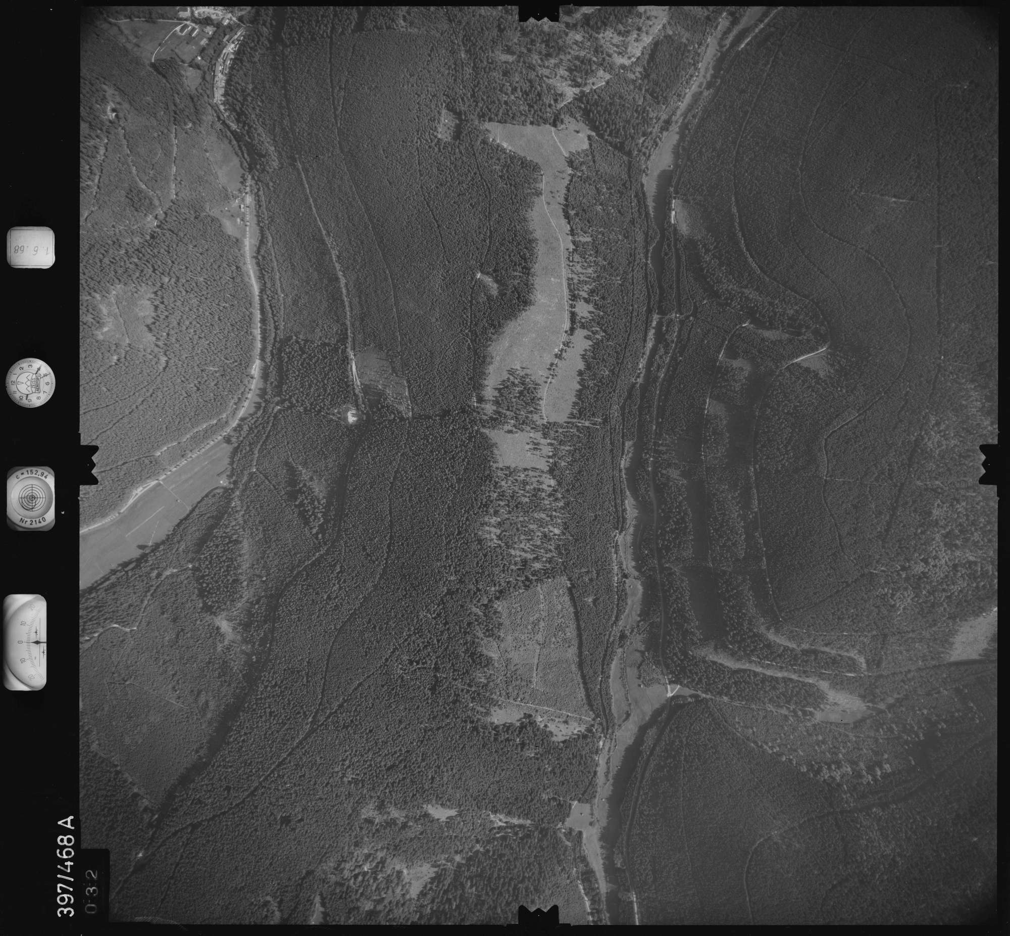 Luftbild: Film 16 Bildnr. 32, Bild 1
