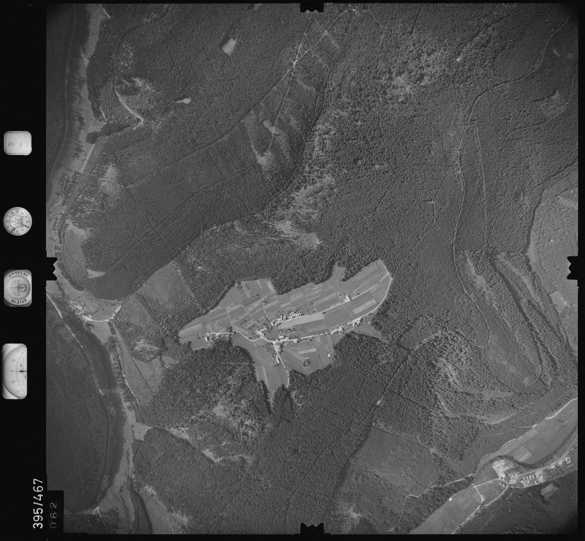 Luftbild: Film 16 Bildnr. 62, Bild 1