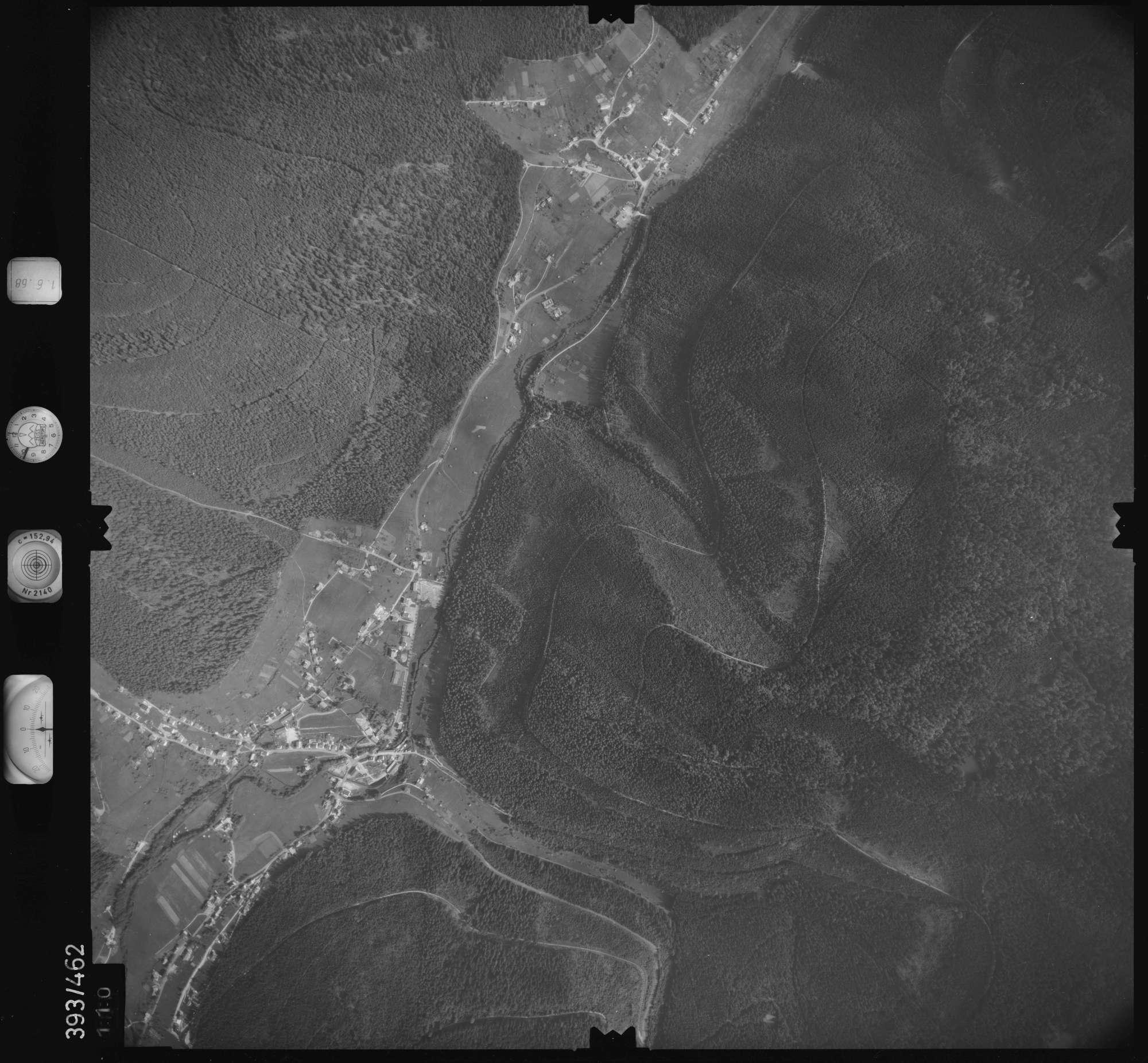 Luftbild: Film 16 Bildnr. 110, Bild 1