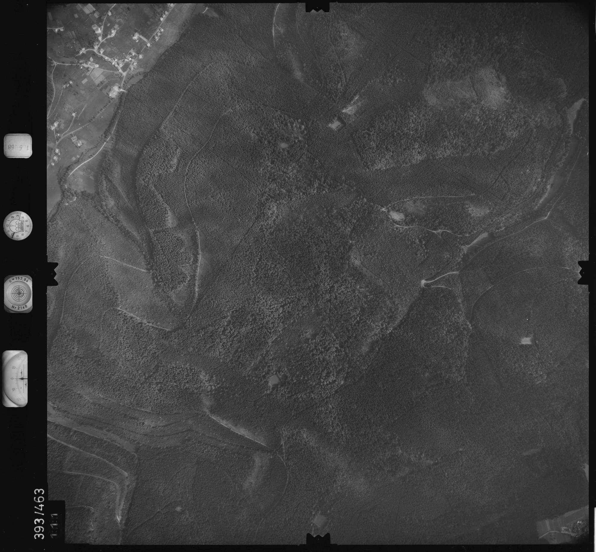 Luftbild: Film 16 Bildnr. 111, Bild 1