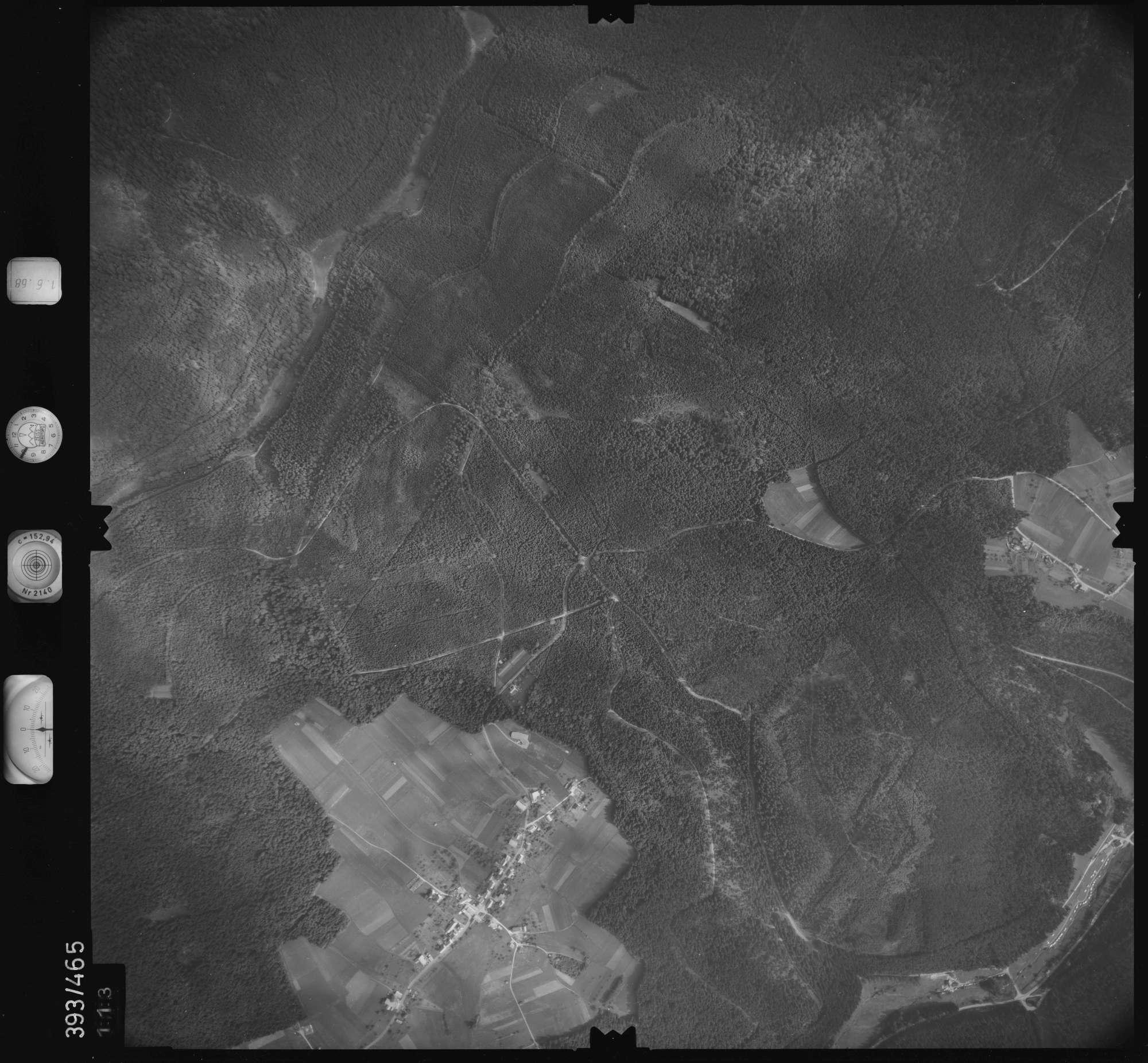 Luftbild: Film 16 Bildnr. 113, Bild 1