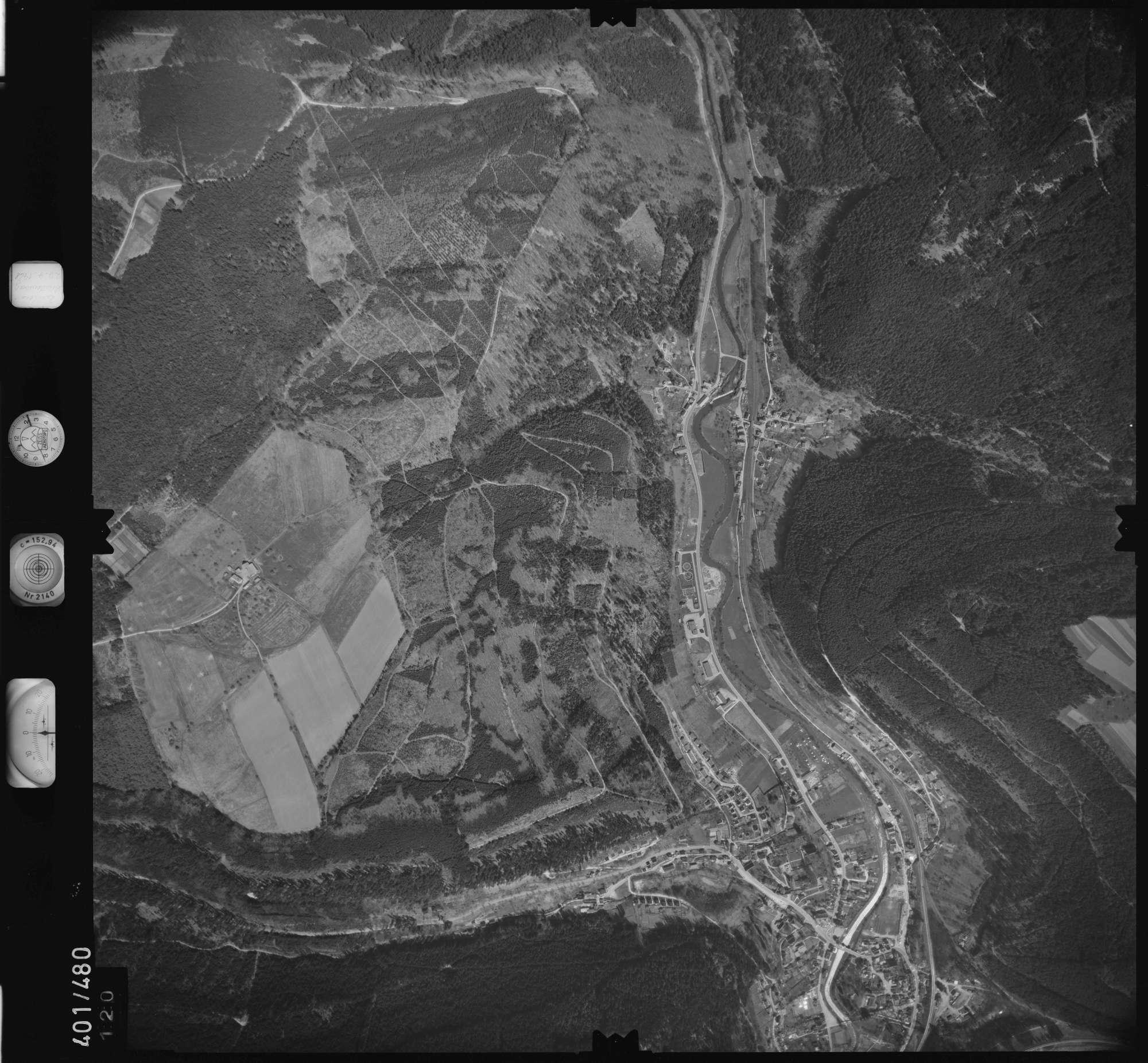 Luftbild: Film 11 Bildnr. 120, Bild 1