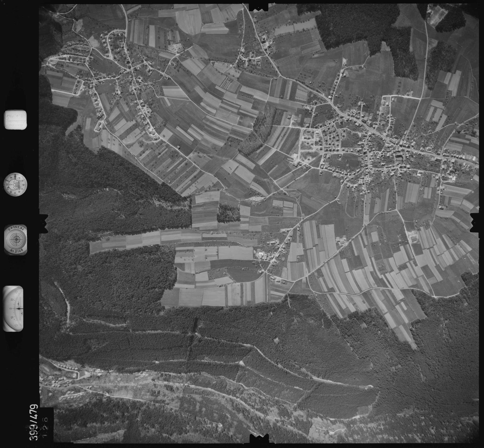 Luftbild: Film 11 Bildnr. 126, Bild 1