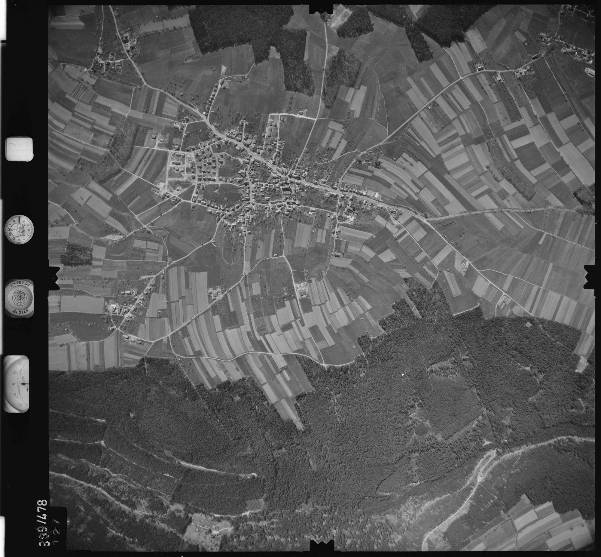 Luftbild: Film 11 Bildnr. 127, Bild 1
