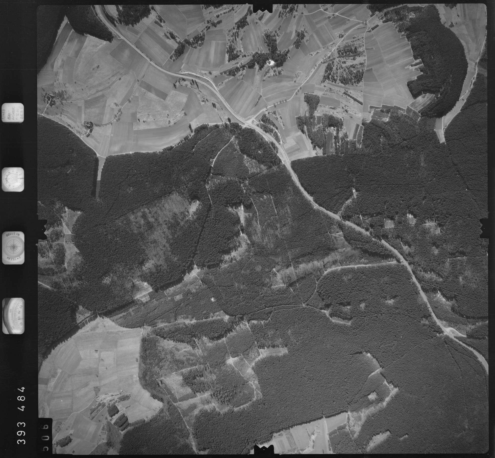 Luftbild: Film 13 Bildnr. 506, Bild 1