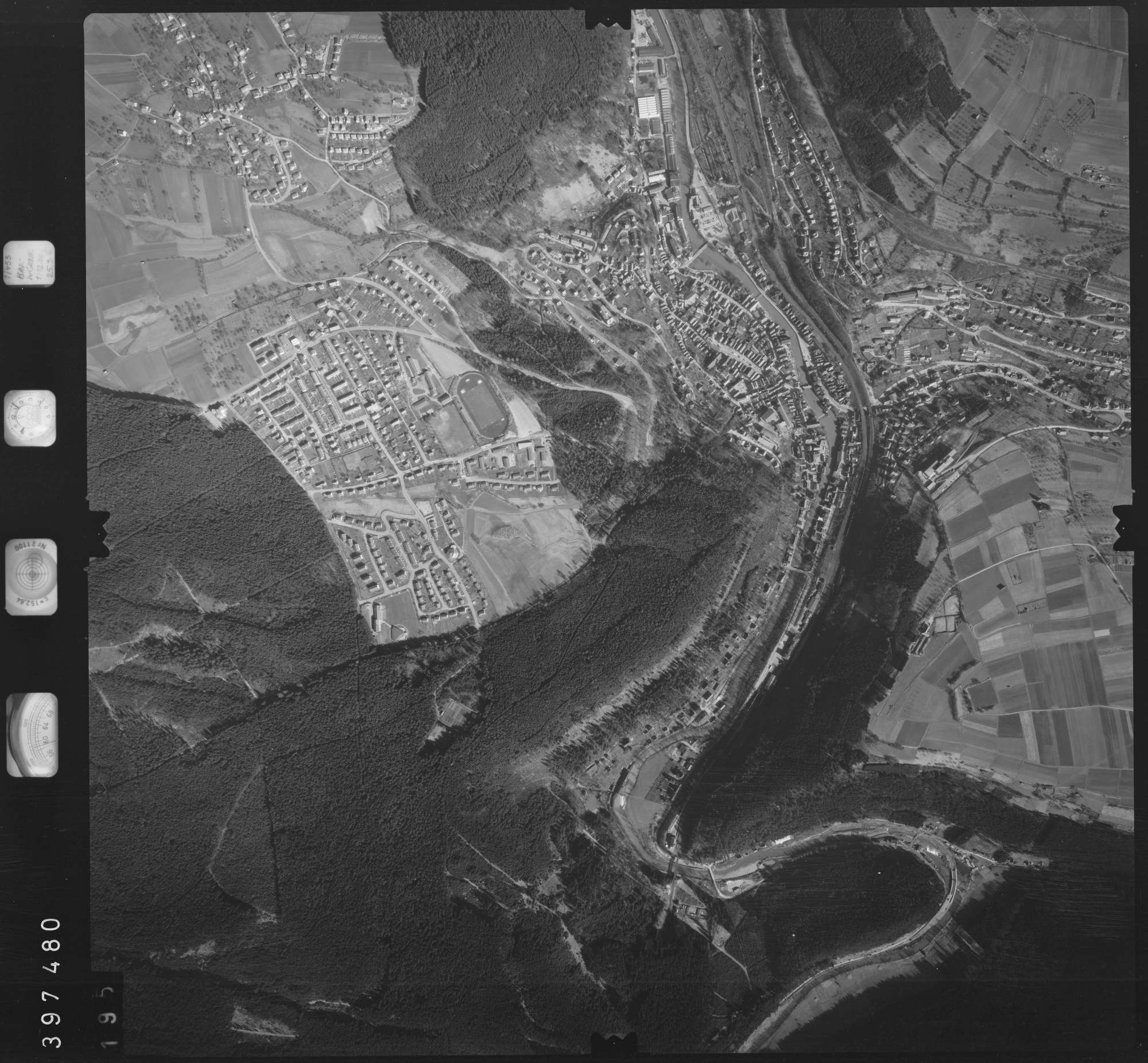 Luftbild: Film 17 Bildnr. 195, Bild 1