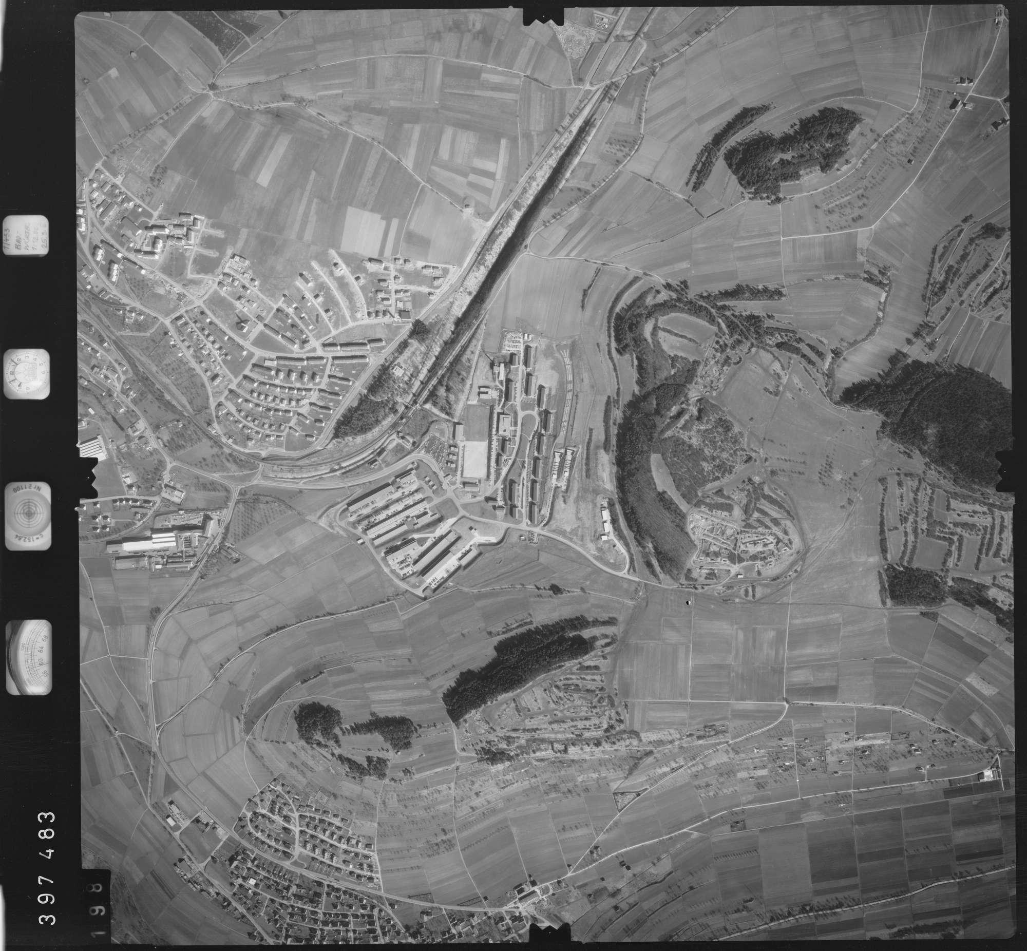 Luftbild: Film 17 Bildnr. 198, Bild 1