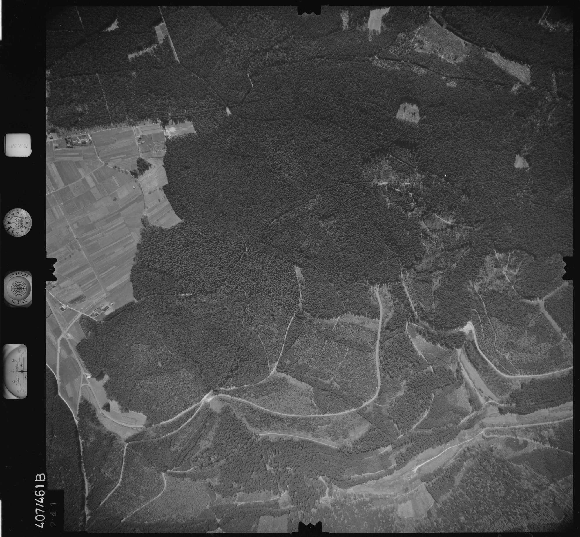 Luftbild: Film 4 Bildnr. 241, Bild 1