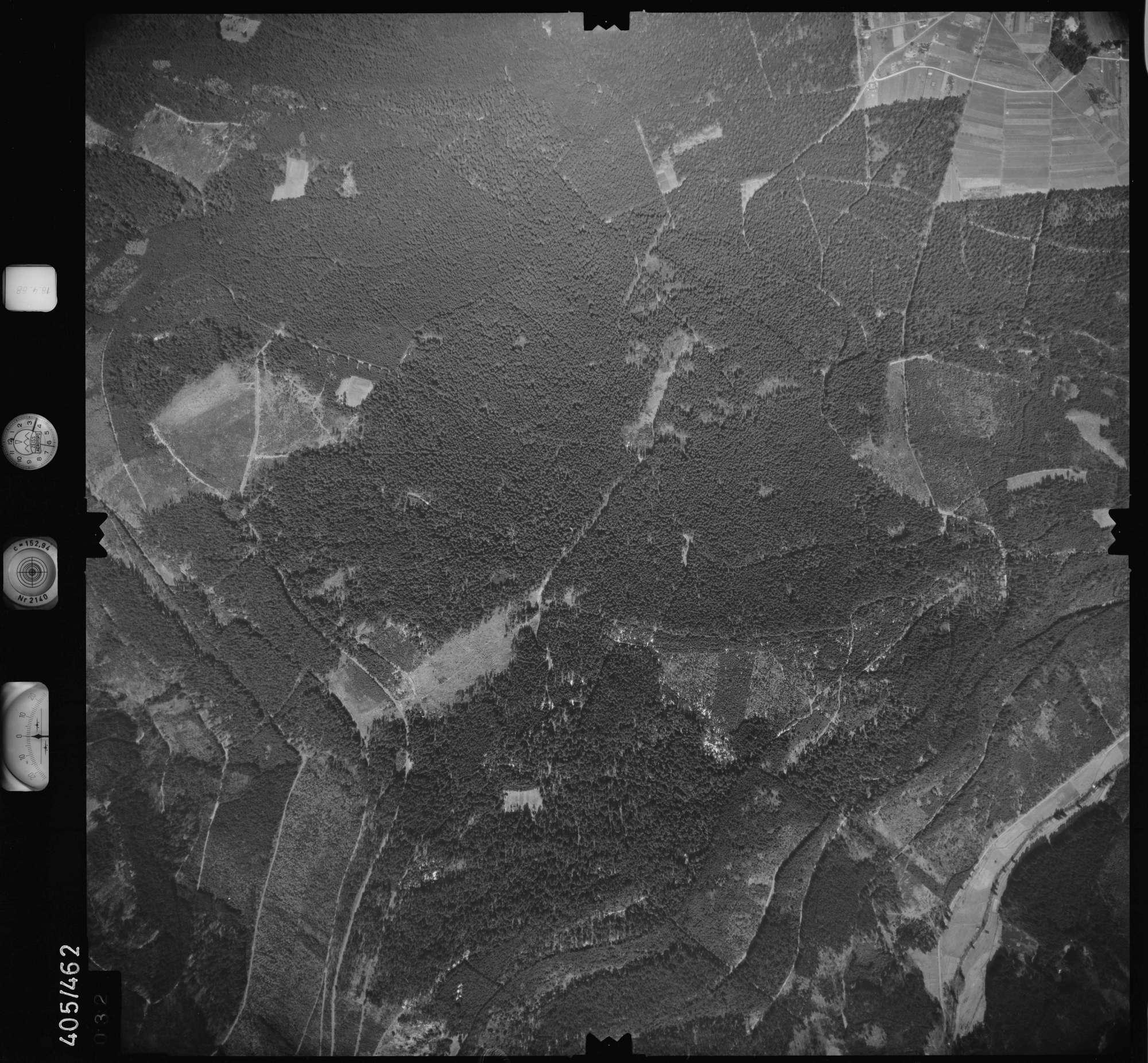 Luftbild: Film 9 Bildnr. 32, Bild 1