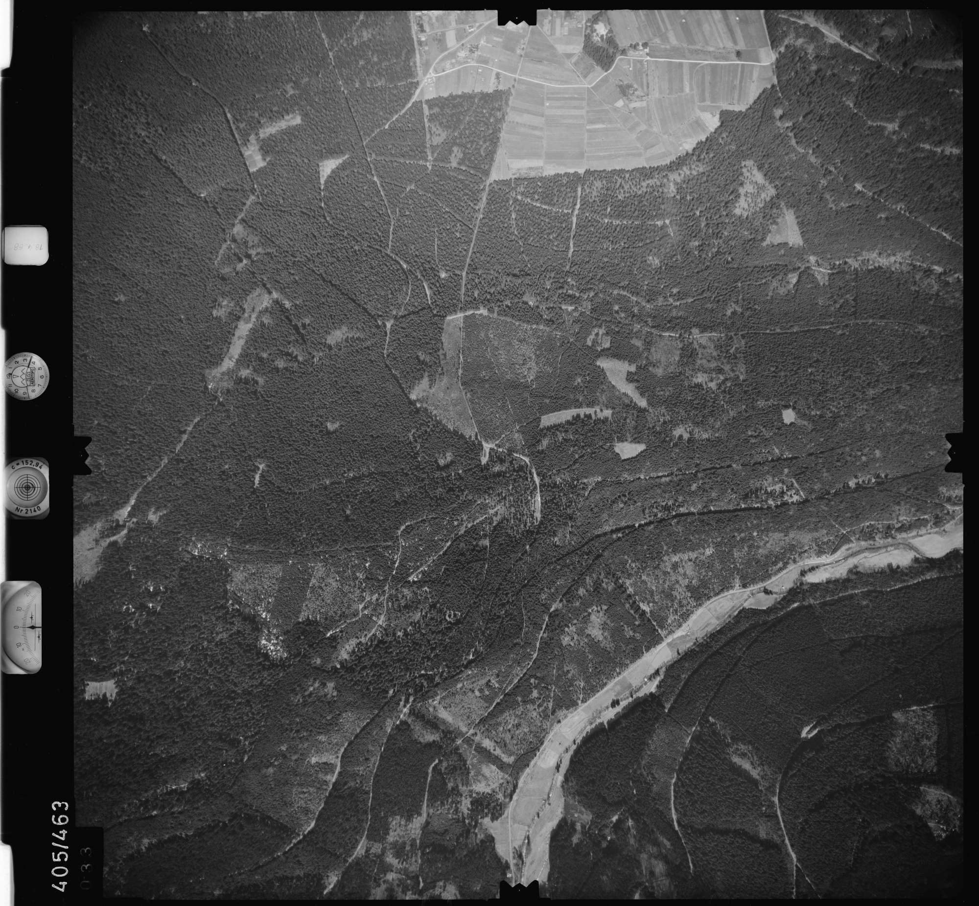 Luftbild: Film 9 Bildnr. 33, Bild 1