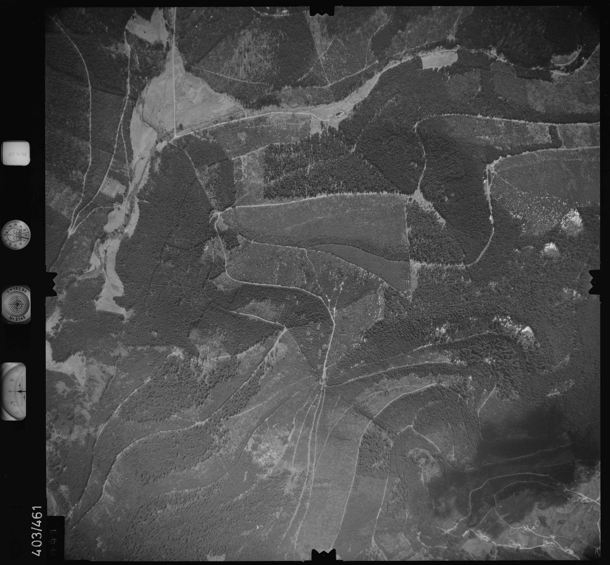 Luftbild: Film 9 Bildnr. 91, Bild 1