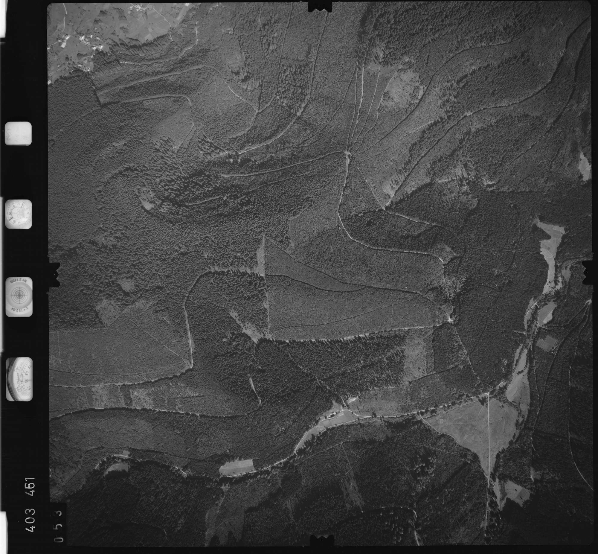 Luftbild: Film 91 Bildnr. 53, Bild 1