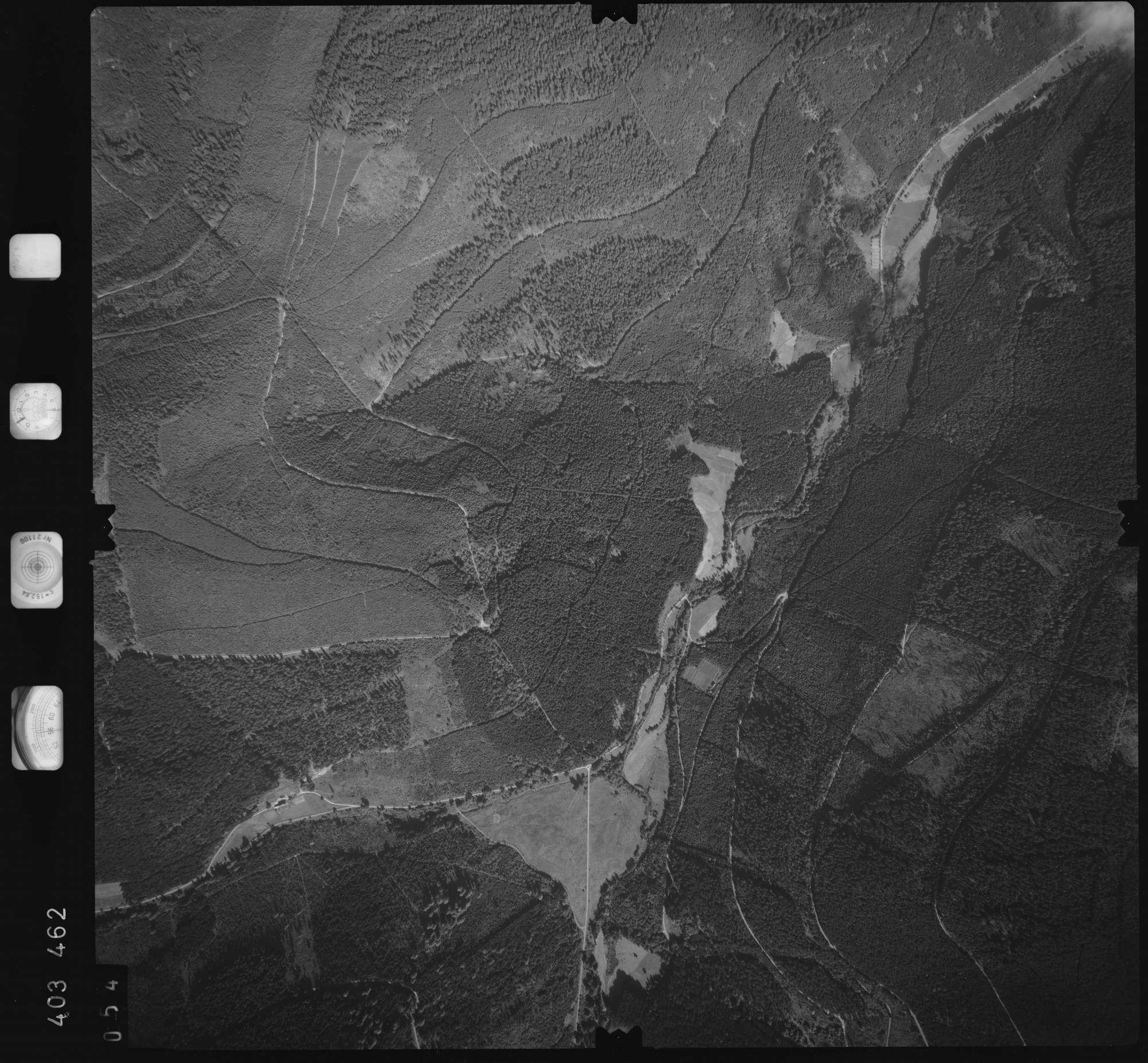Luftbild: Film 91 Bildnr. 54, Bild 1