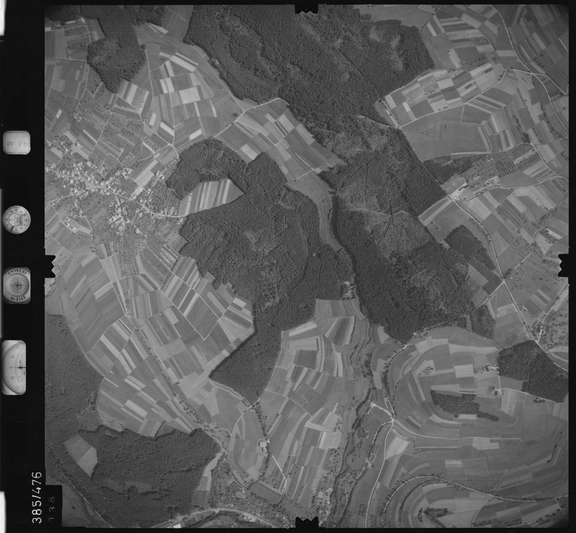 Luftbild: Film 21 Bildnr. 138, Bild 1