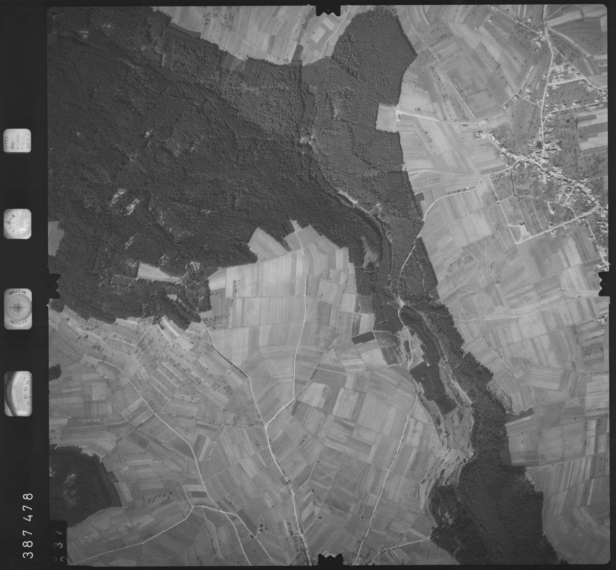 Luftbild: Film 22 Bildnr. 237, Bild 1