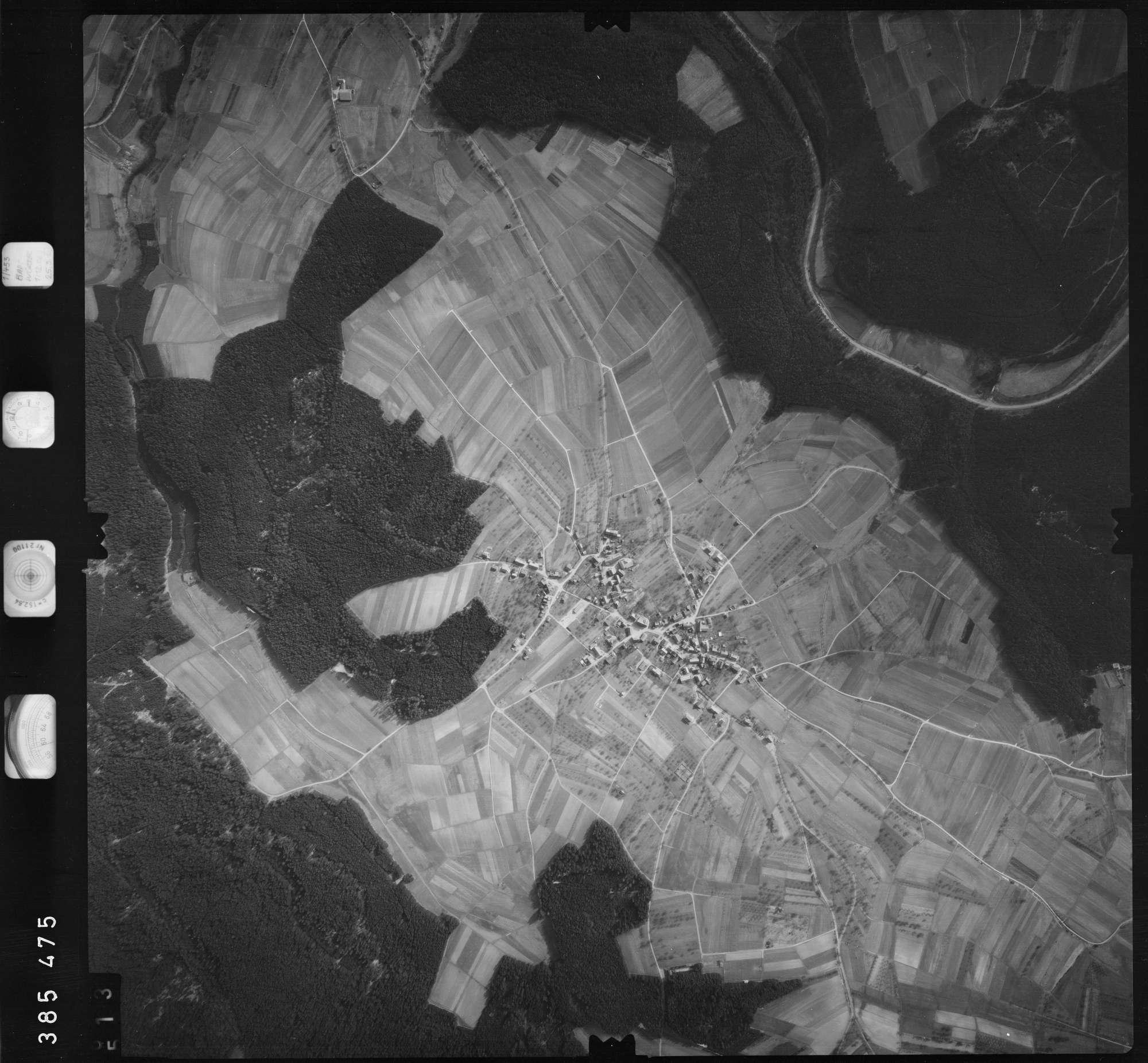 Luftbild: Film 23 Bildnr. 513, Bild 1