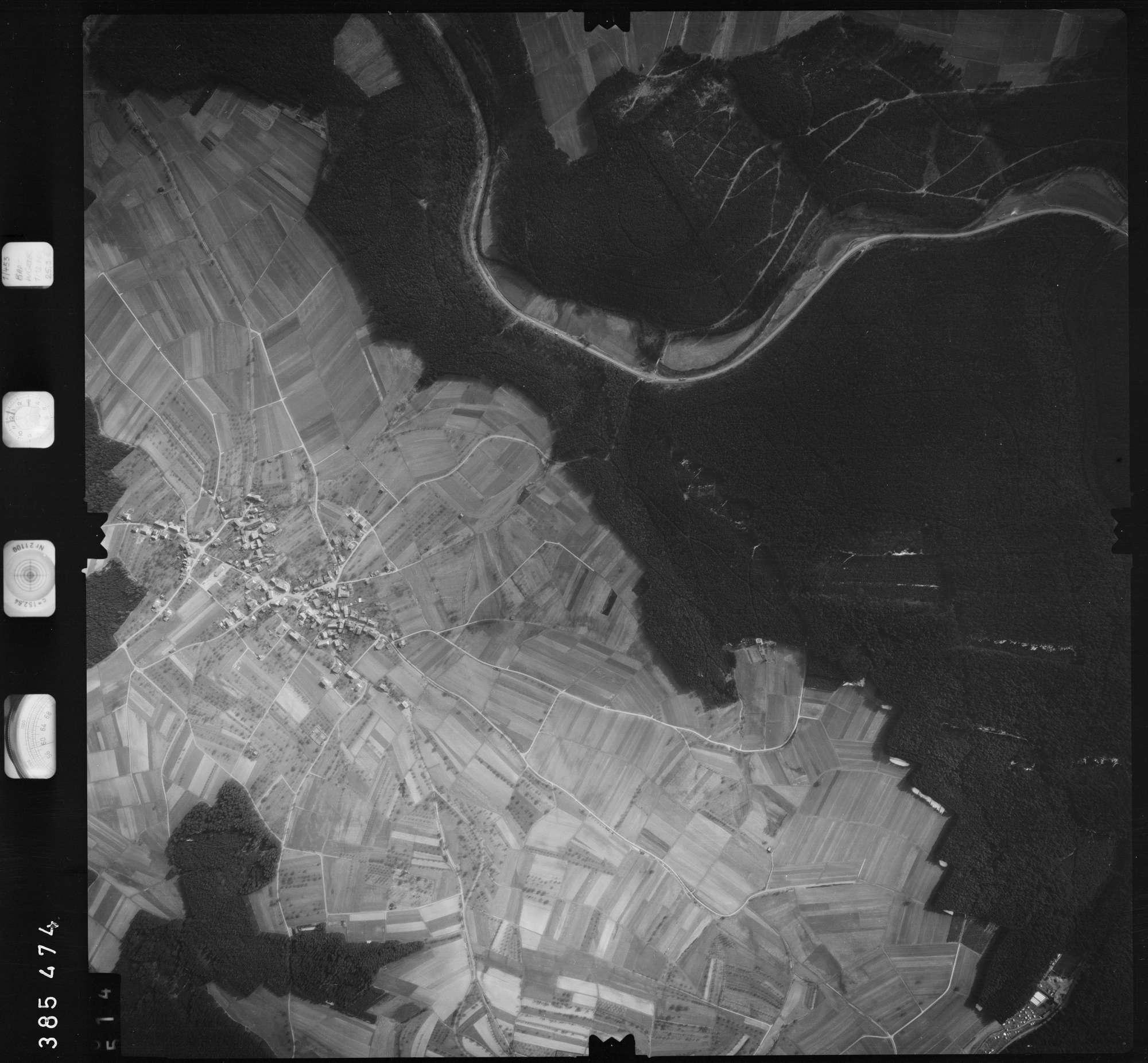 Luftbild: Film 23 Bildnr. 514, Bild 1