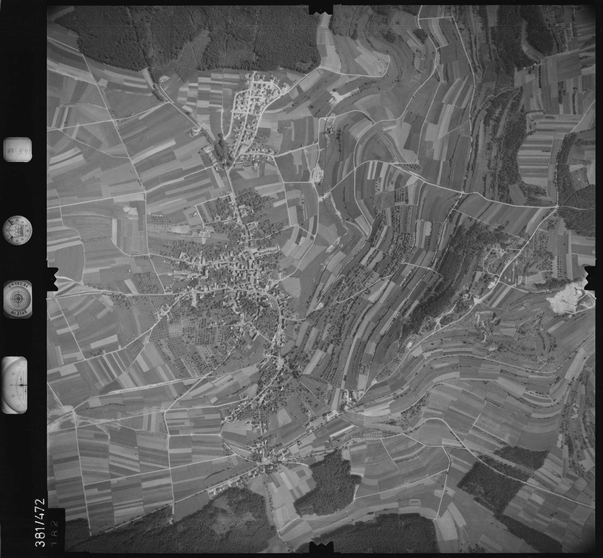 Luftbild: Film 21 Bildnr. 182, Bild 1