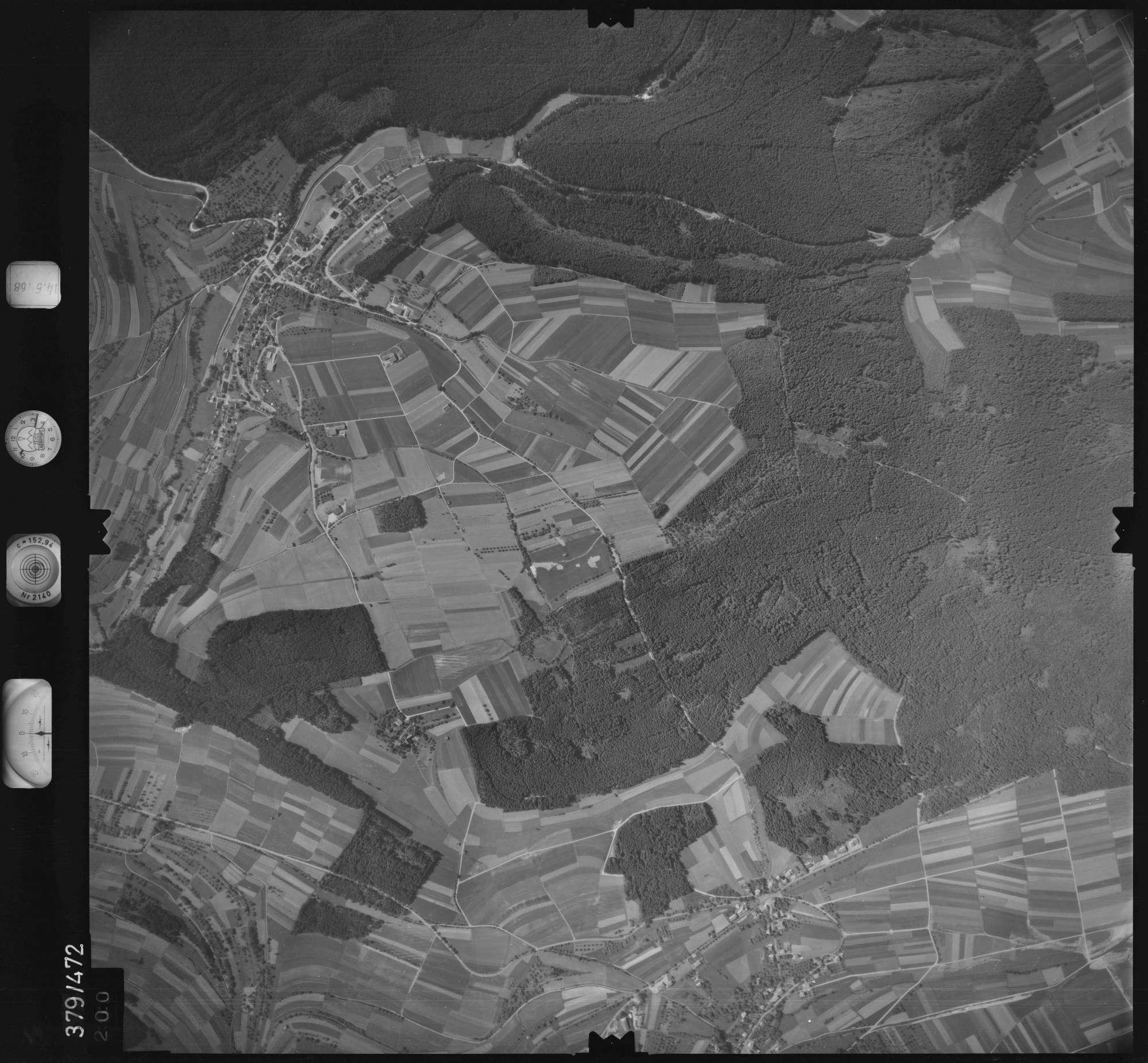 Luftbild: Film 21 Bildnr. 200, Bild 1