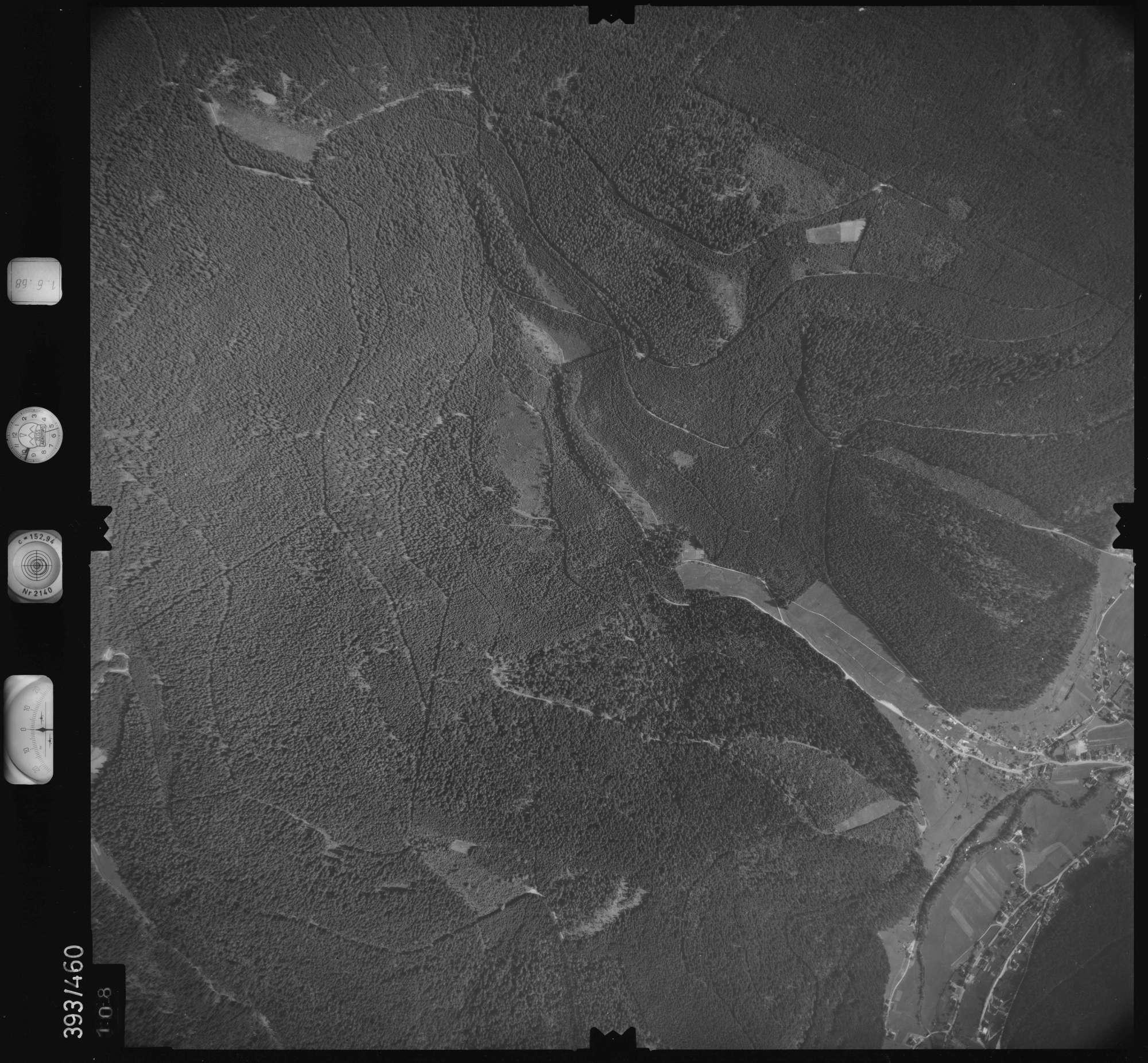 Luftbild: Film 16 Bildnr. 108, Bild 1