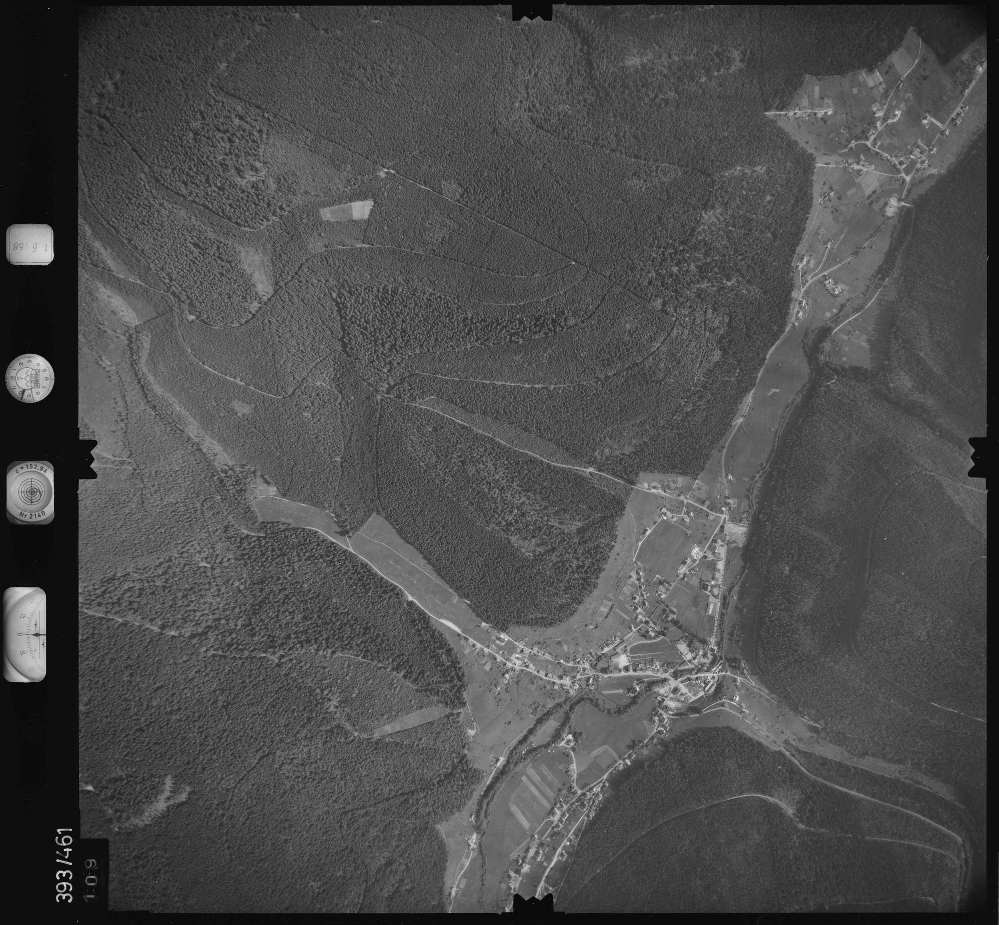 Luftbild: Film 16 Bildnr. 109, Bild 1