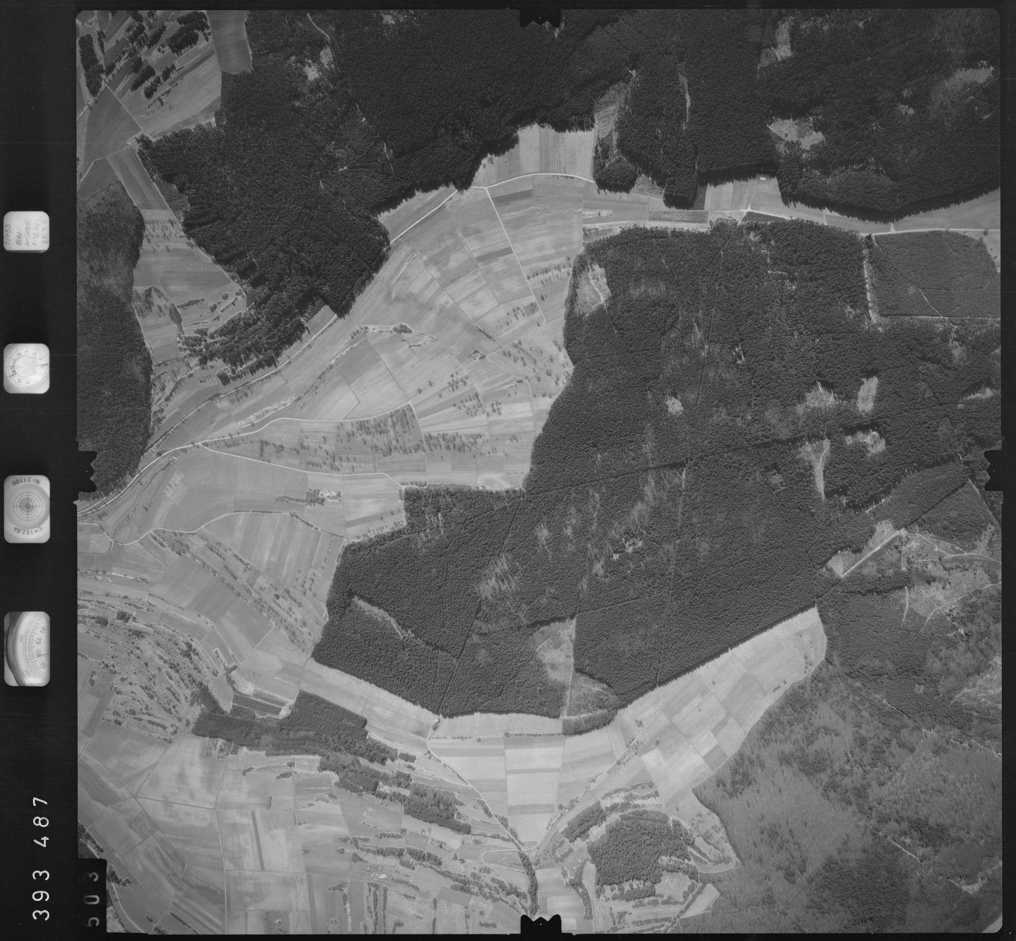 Luftbild: Film 13 Bildnr. 503, Bild 1