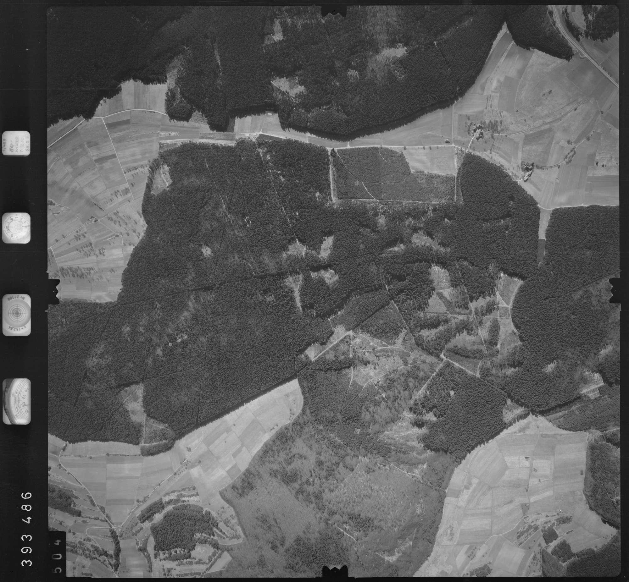 Luftbild: Film 13 Bildnr. 504, Bild 1