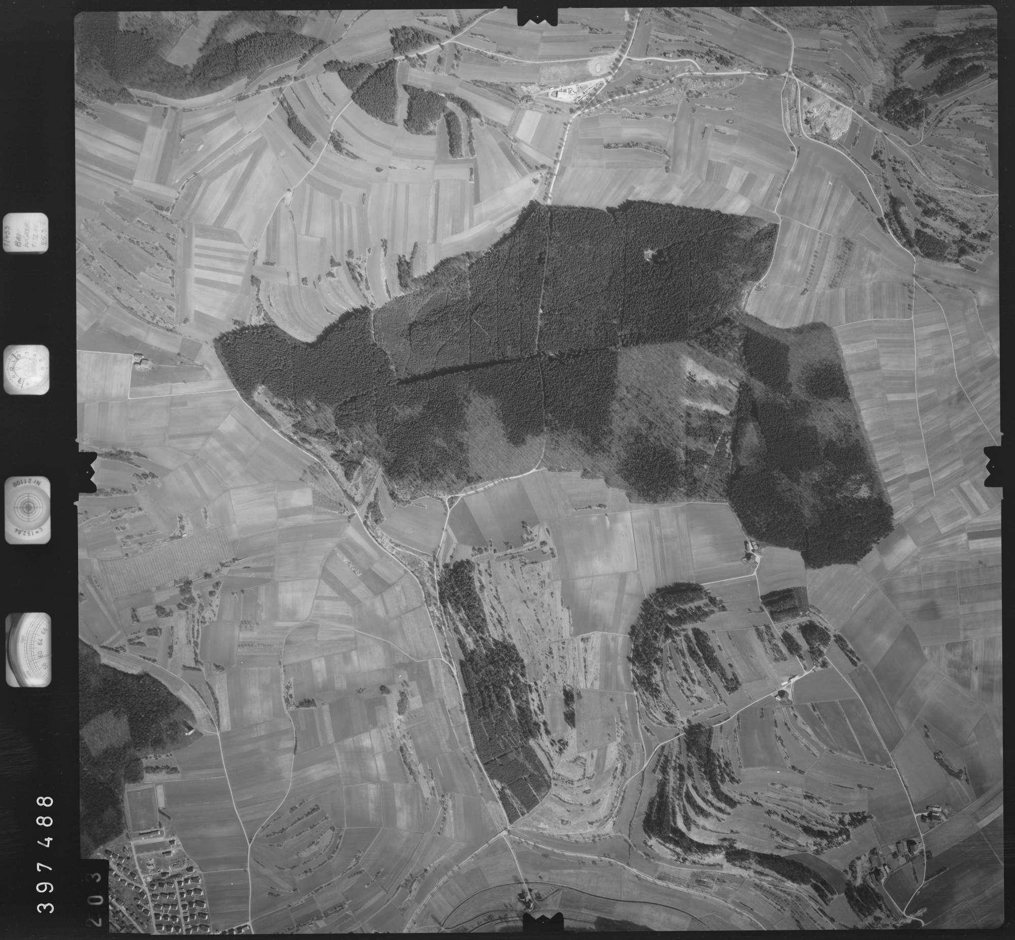 Luftbild: Film 17 Bildnr. 203, Bild 1