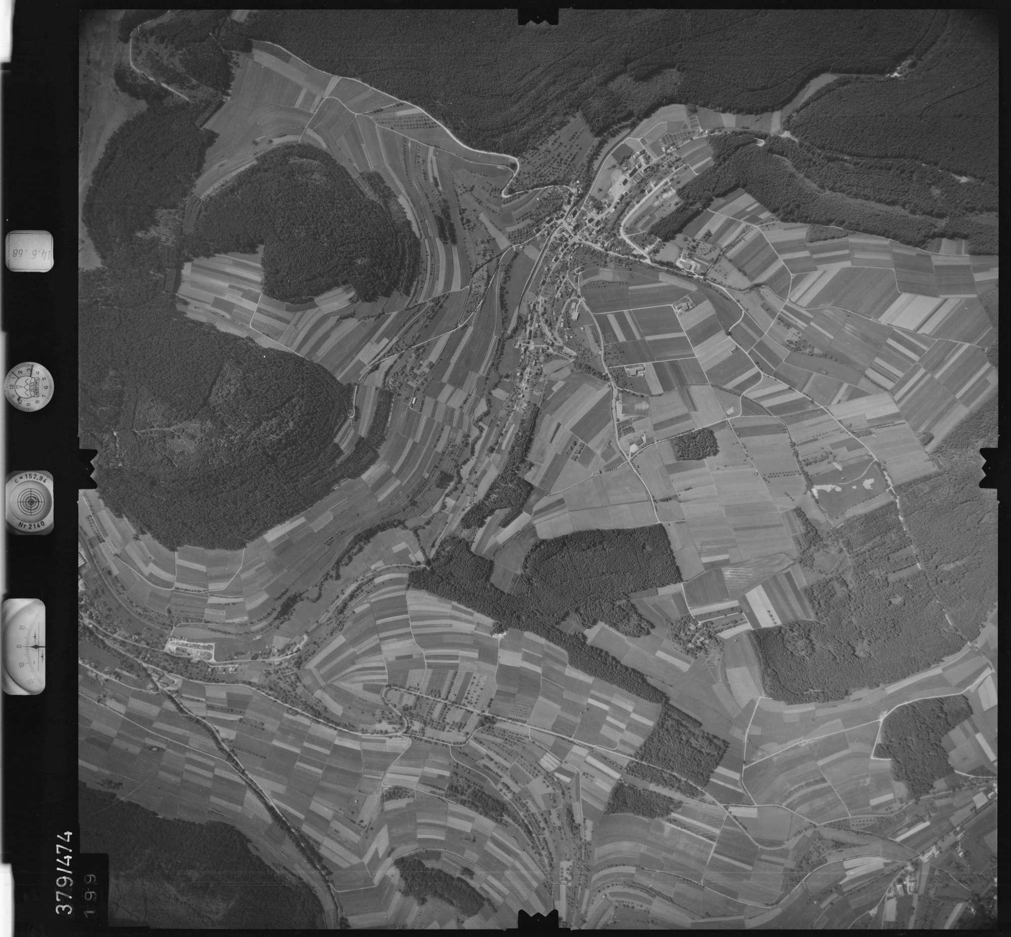 Luftbild: Film 21 Bildnr. 199, Bild 1