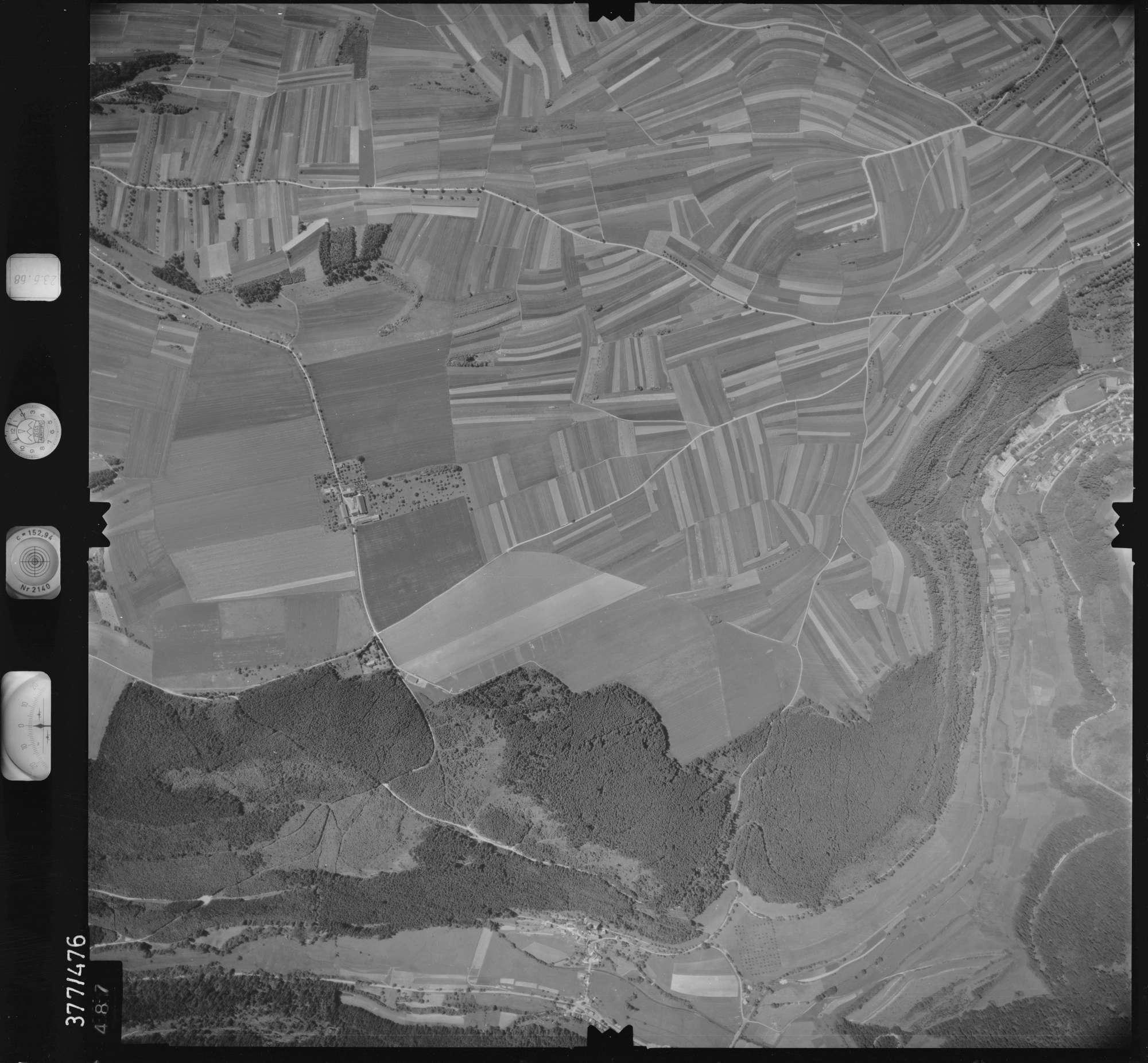 Luftbild: Film 29 Bildnr. 487, Bild 1