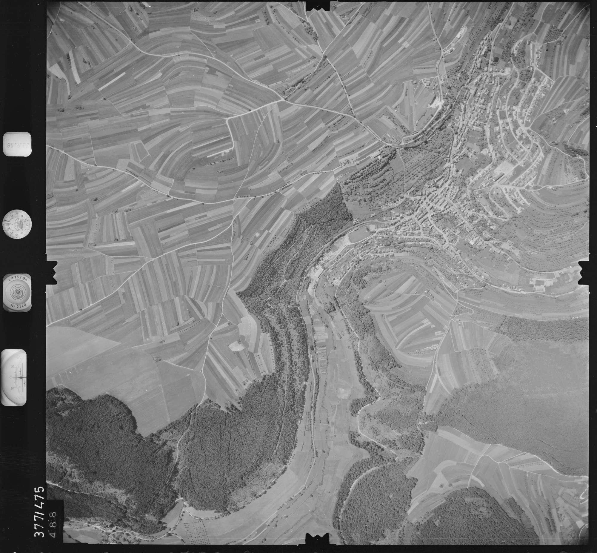 Luftbild: Film 29 Bildnr. 488, Bild 1