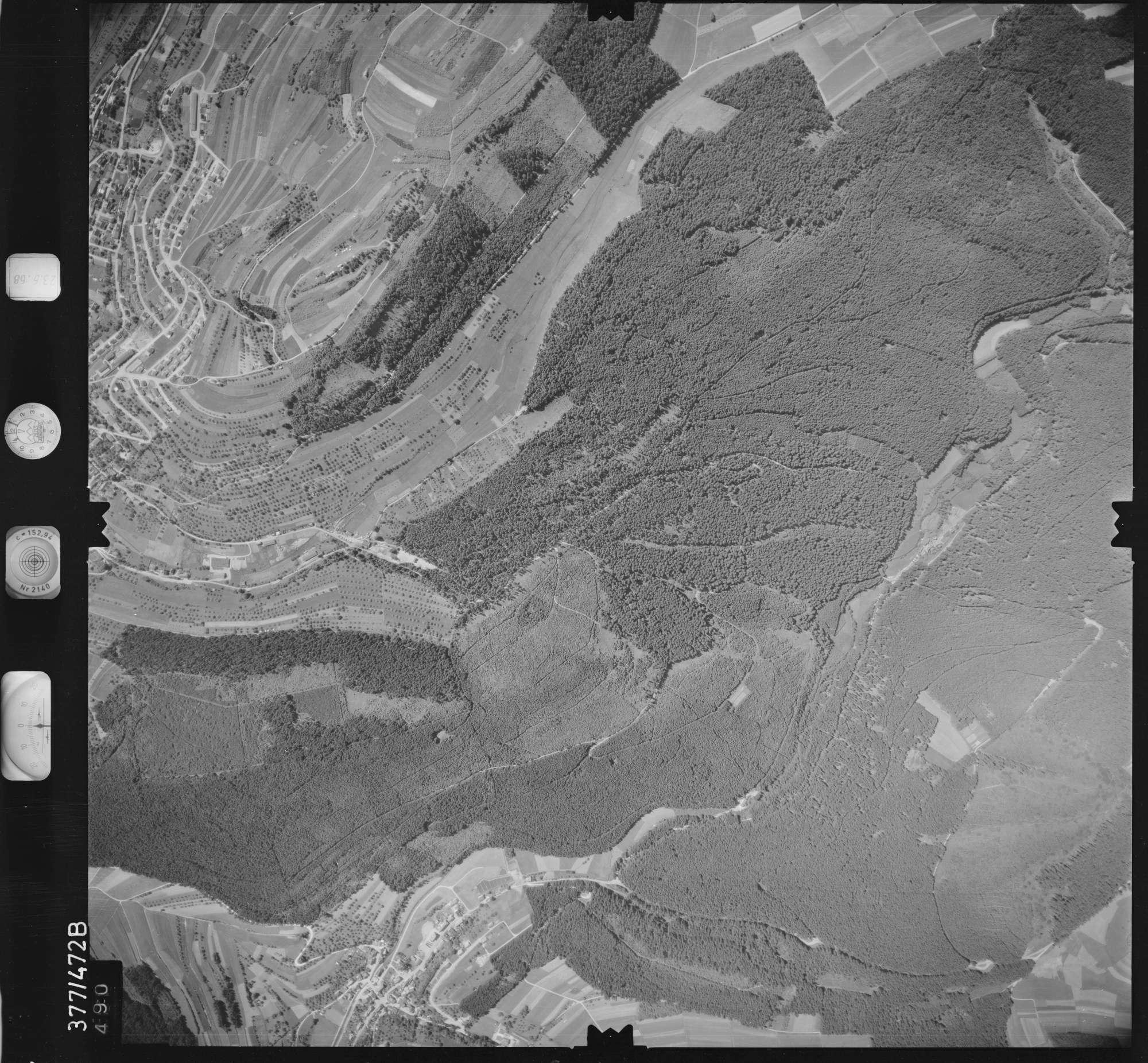 Luftbild: Film 29 Bildnr. 490, Bild 1