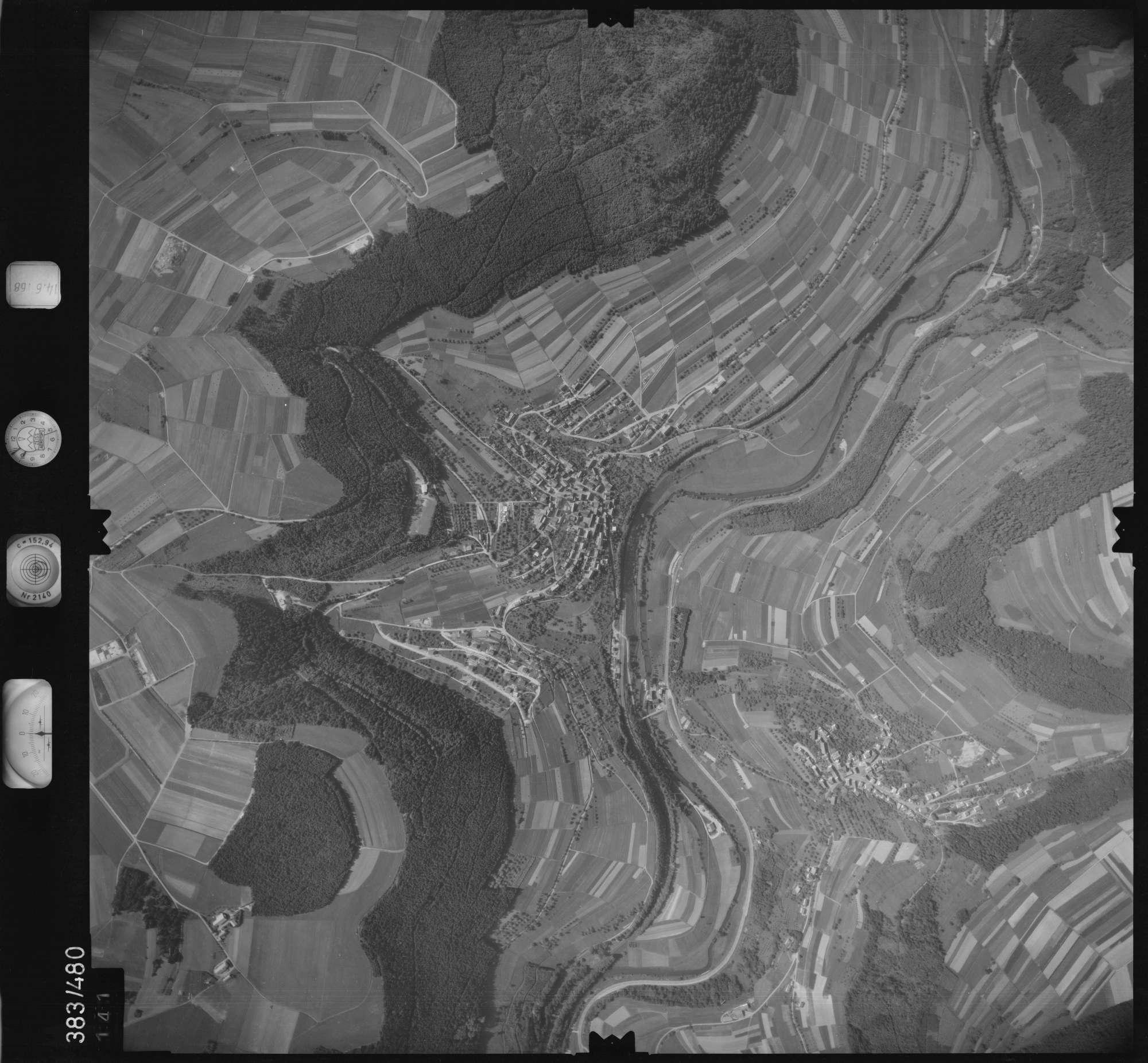 Luftbild: Film 21 Bildnr. 141, Bild 1