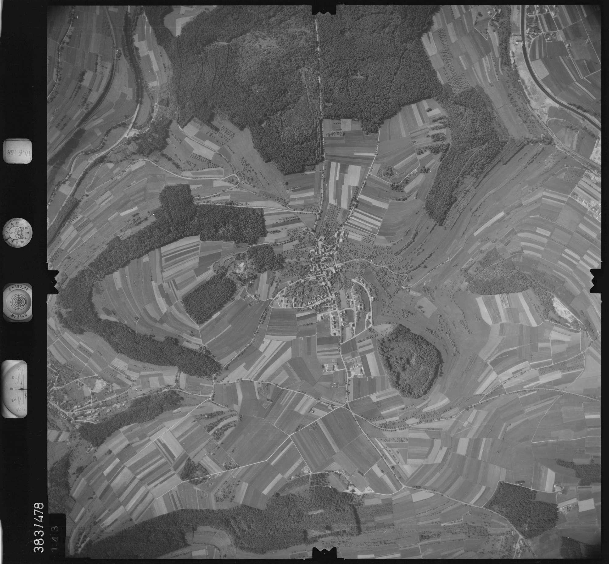 Luftbild: Film 21 Bildnr. 143, Bild 1