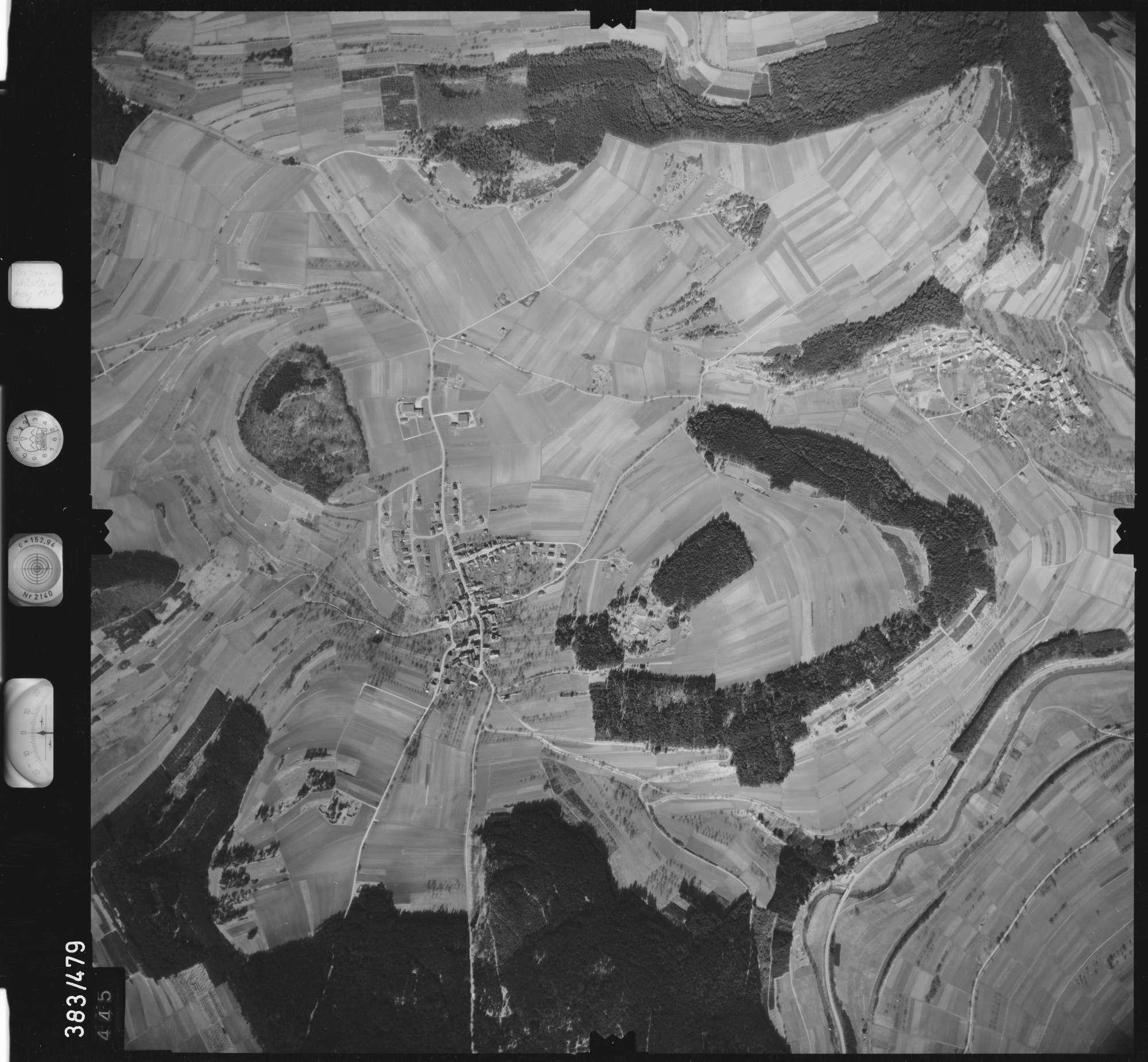 Luftbild: Film 26 Bildnr. 445, Bild 1
