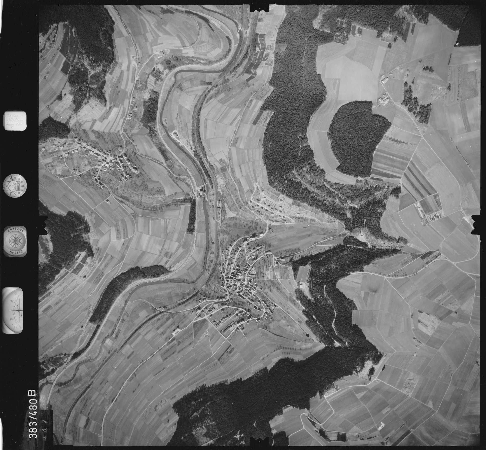 Luftbild: Film 26 Bildnr. 447, Bild 1