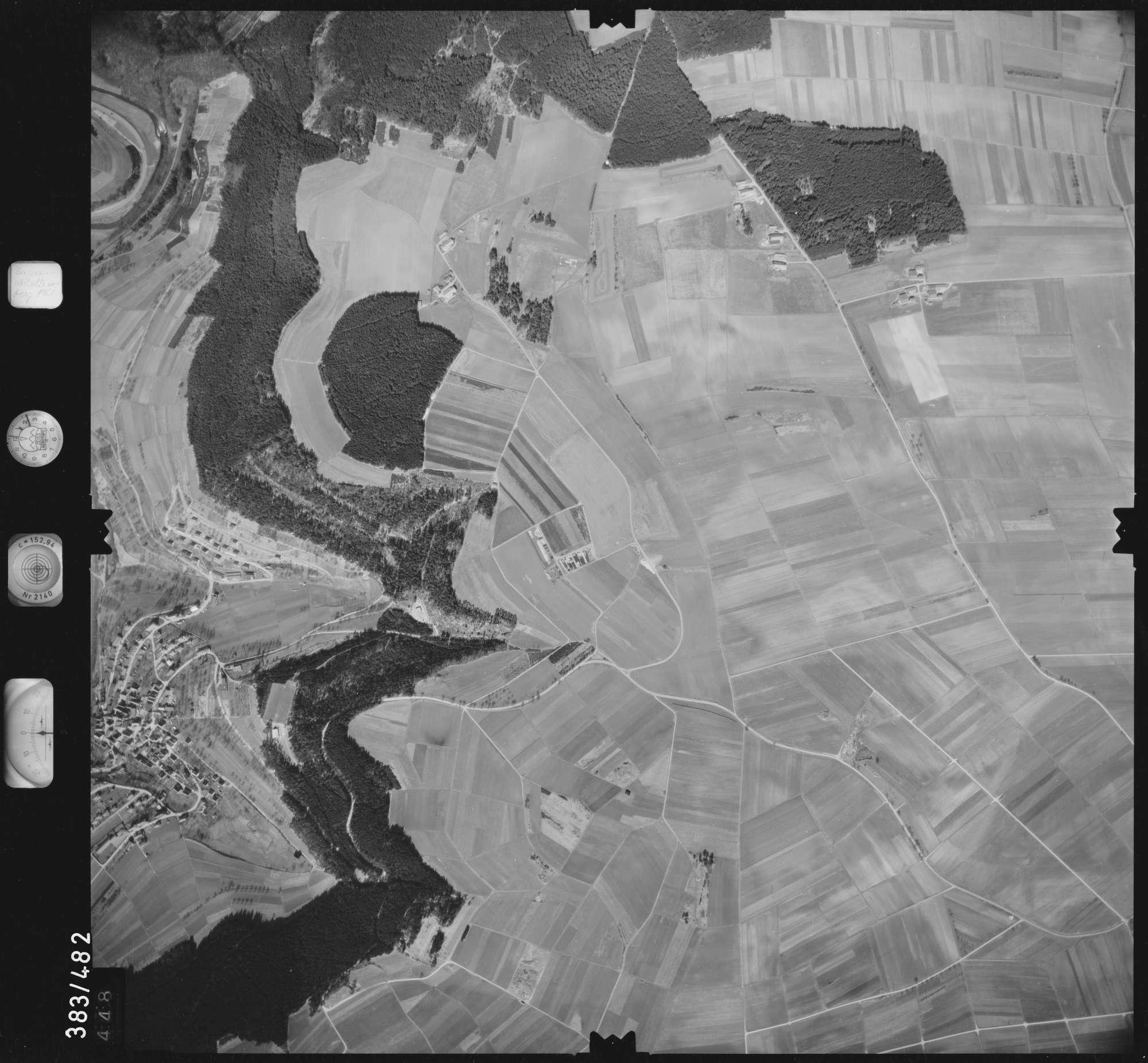 Luftbild: Film 26 Bildnr. 448, Bild 1